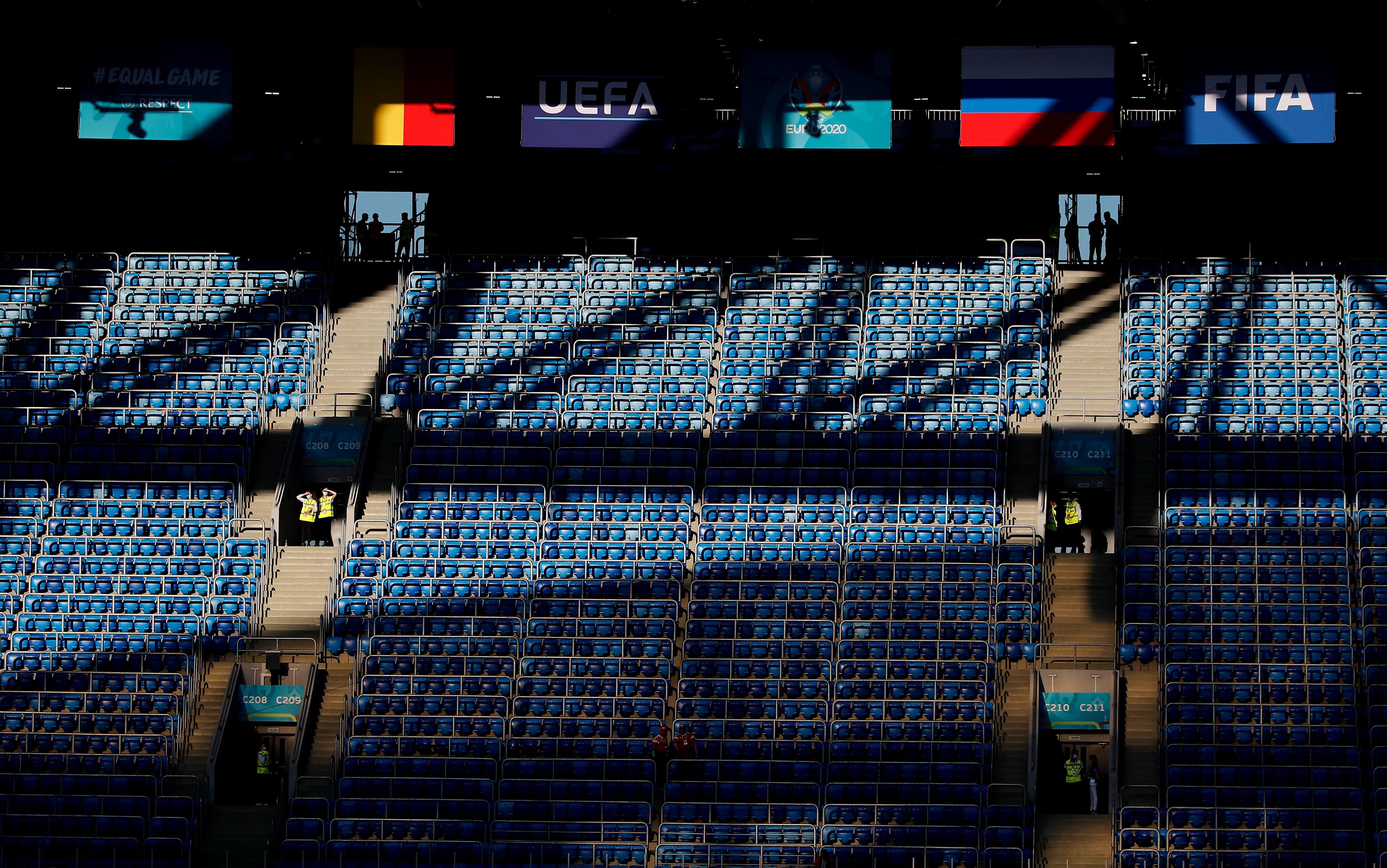 Belgium v Russia - UEFA Euro 2020: Group B