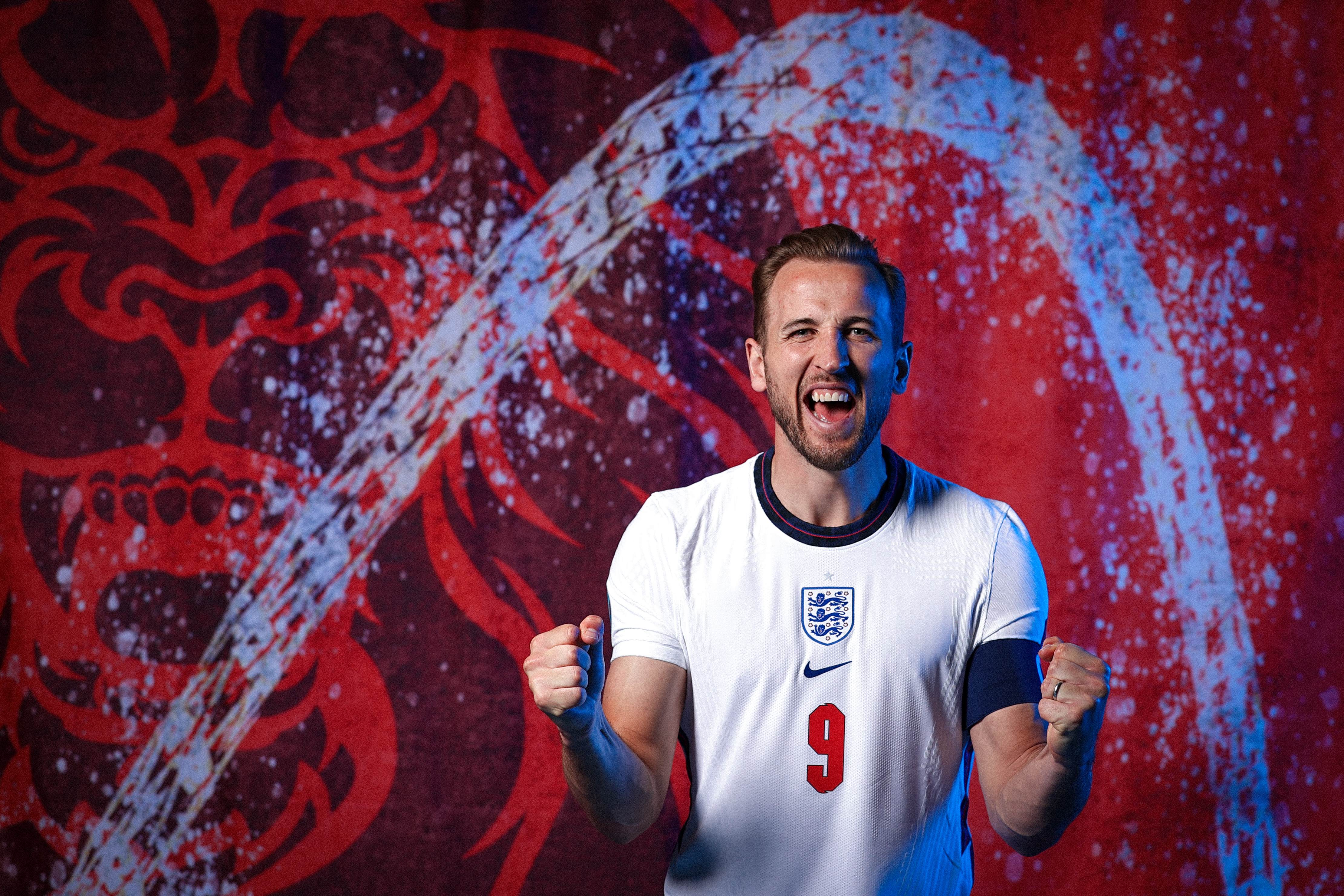 England Portraits - UEFA Euro 2020
