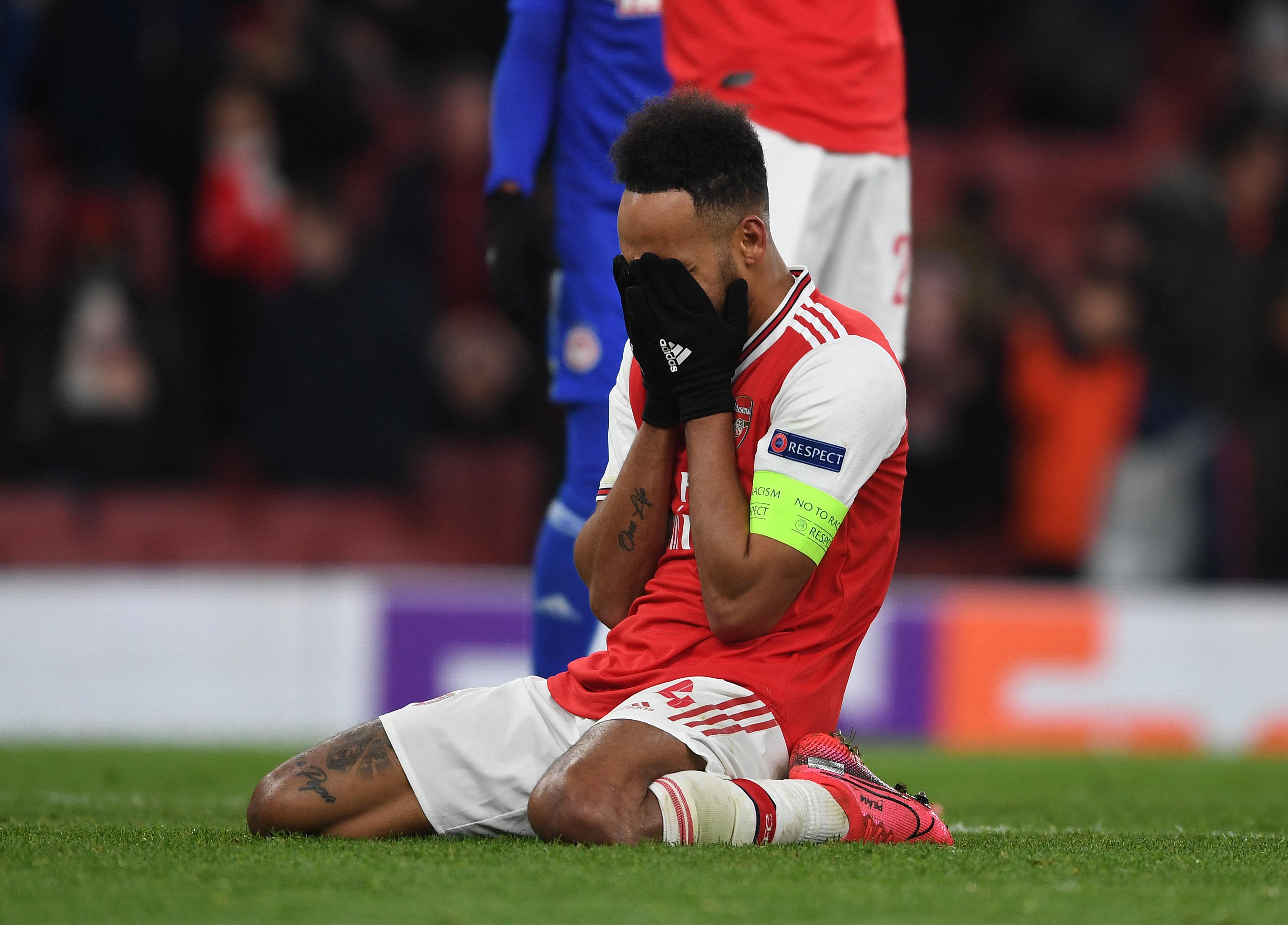 Pierre-Emerick Aubameyang - Arsenal FC - Premier League