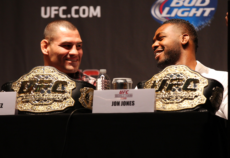 UFC President Dana White Press Conference