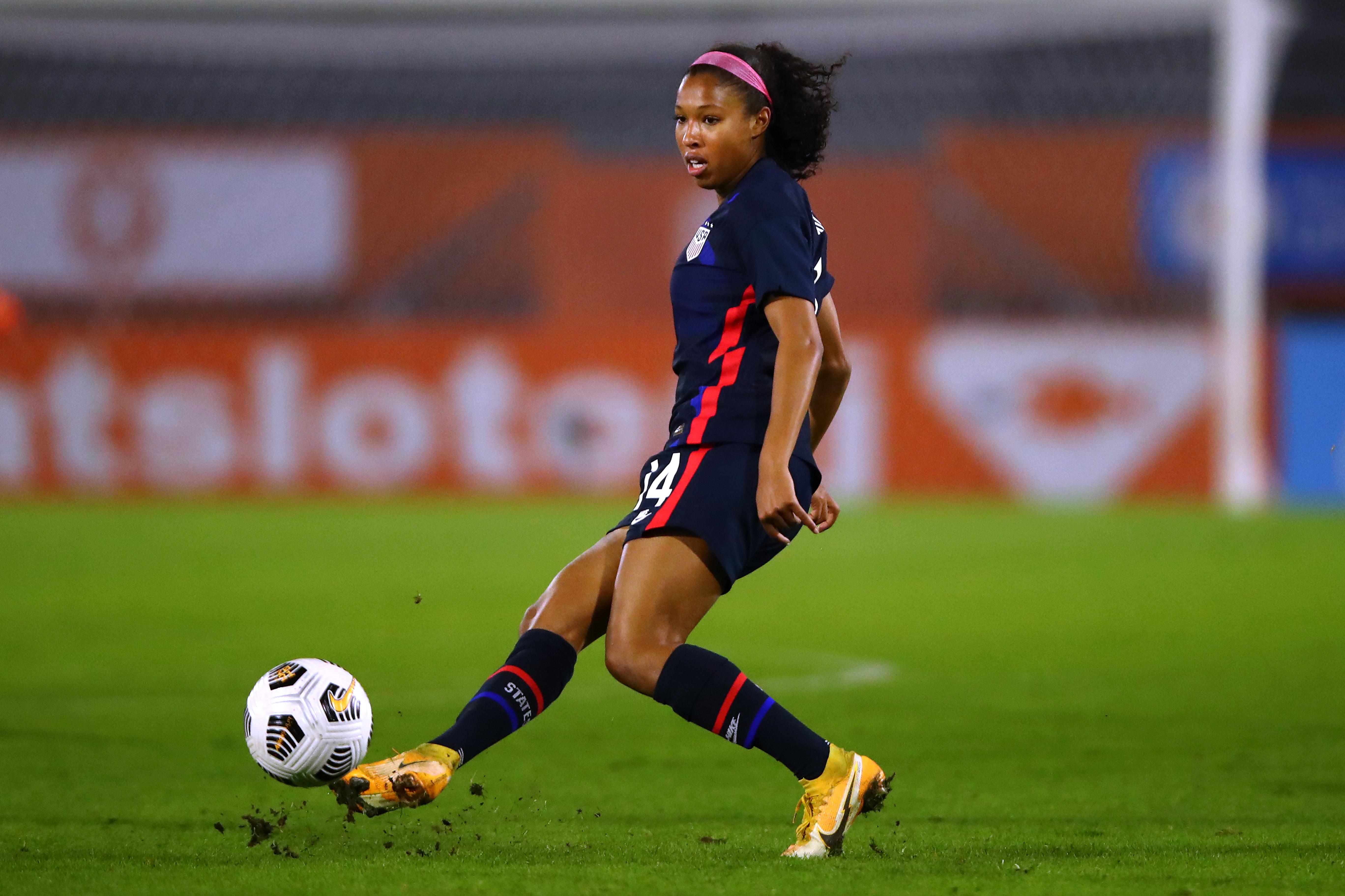 Netherlands Women v USA Women - International Friendly