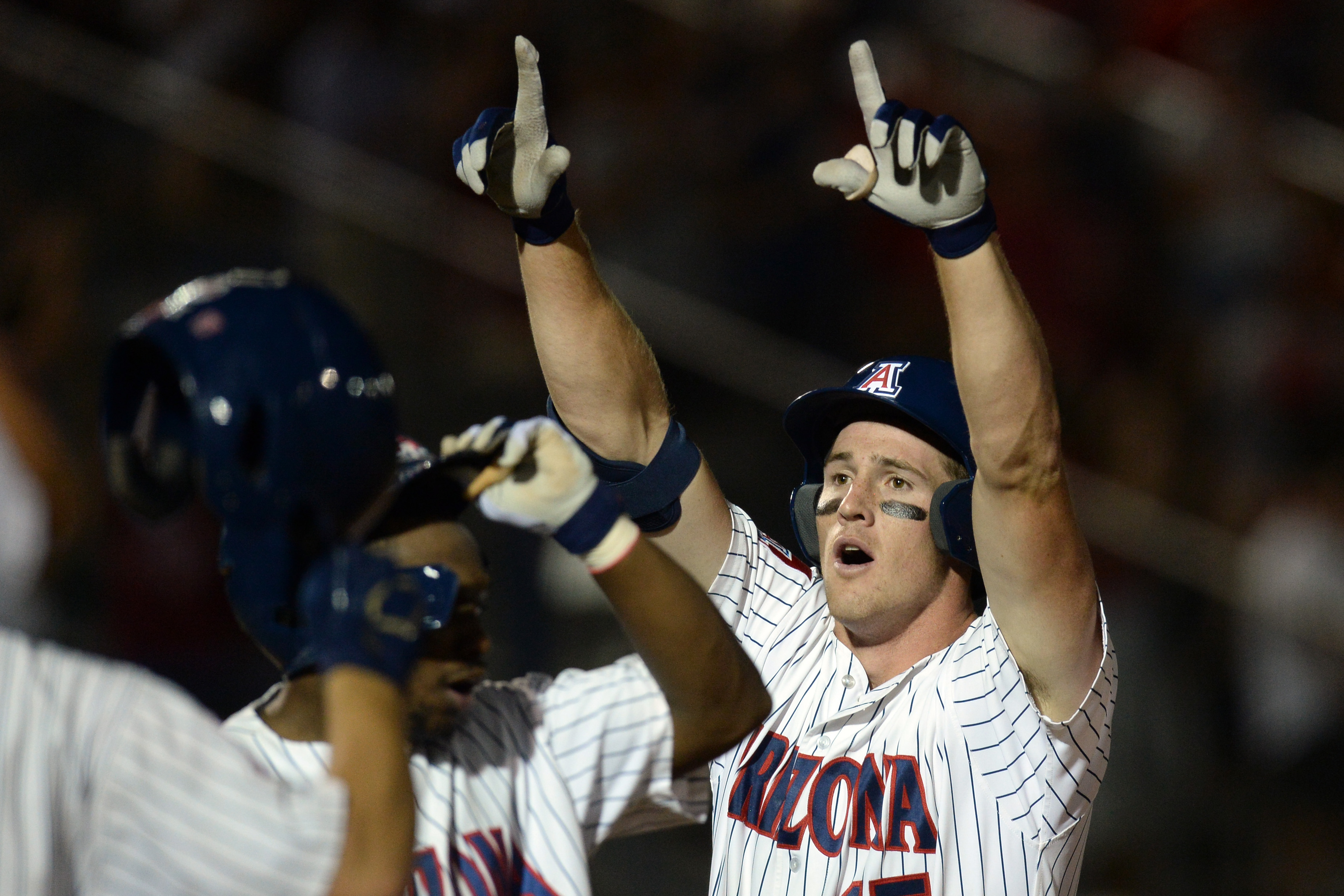 Arizona-Wildcats-baseball-Jacob-berry-transfer-lsu-tigers-jay-Johnson-cws