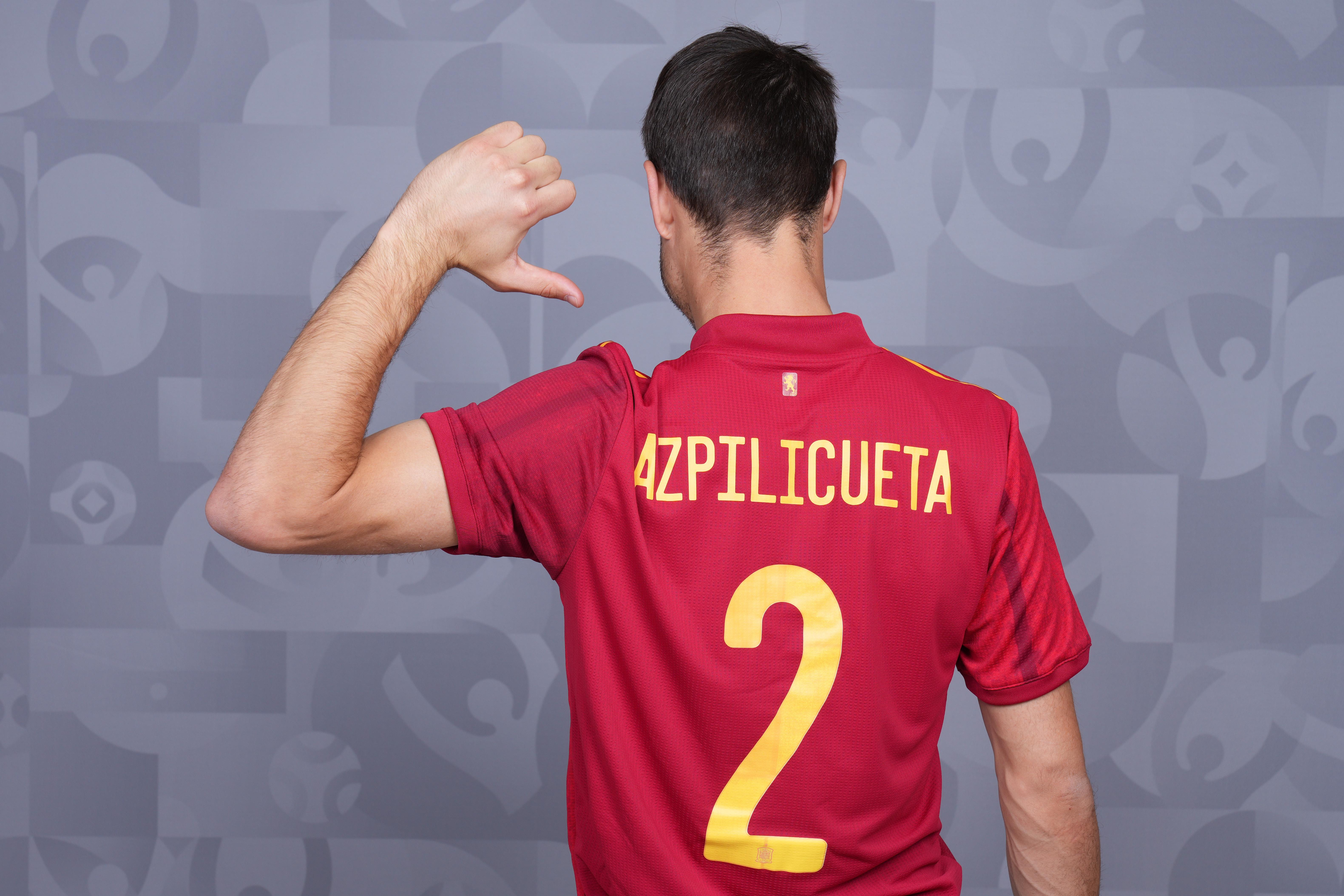 Spain Portraits - UEFA Euro 2020