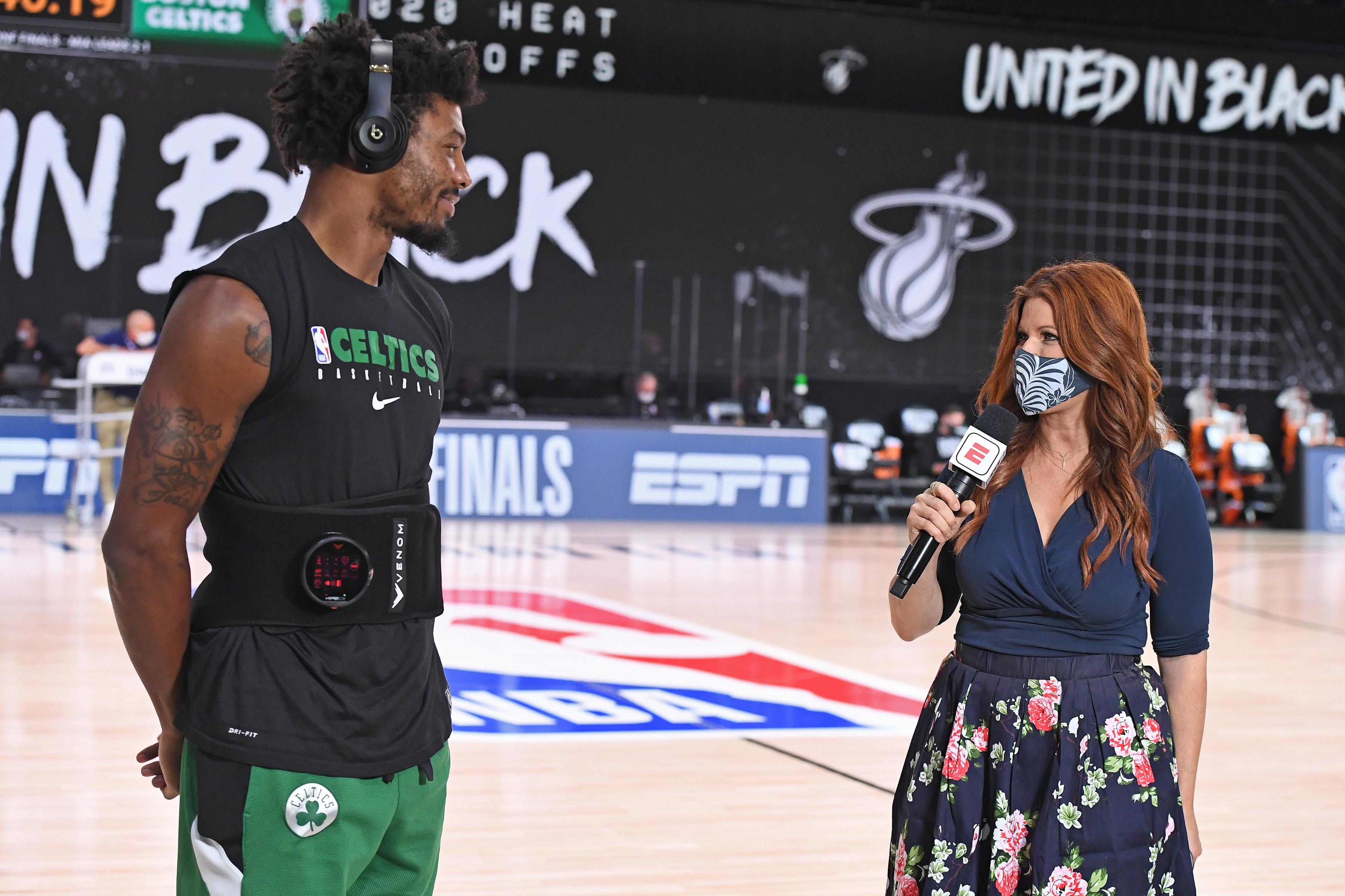 Boston Celtics v Miami Heat - Game Four
