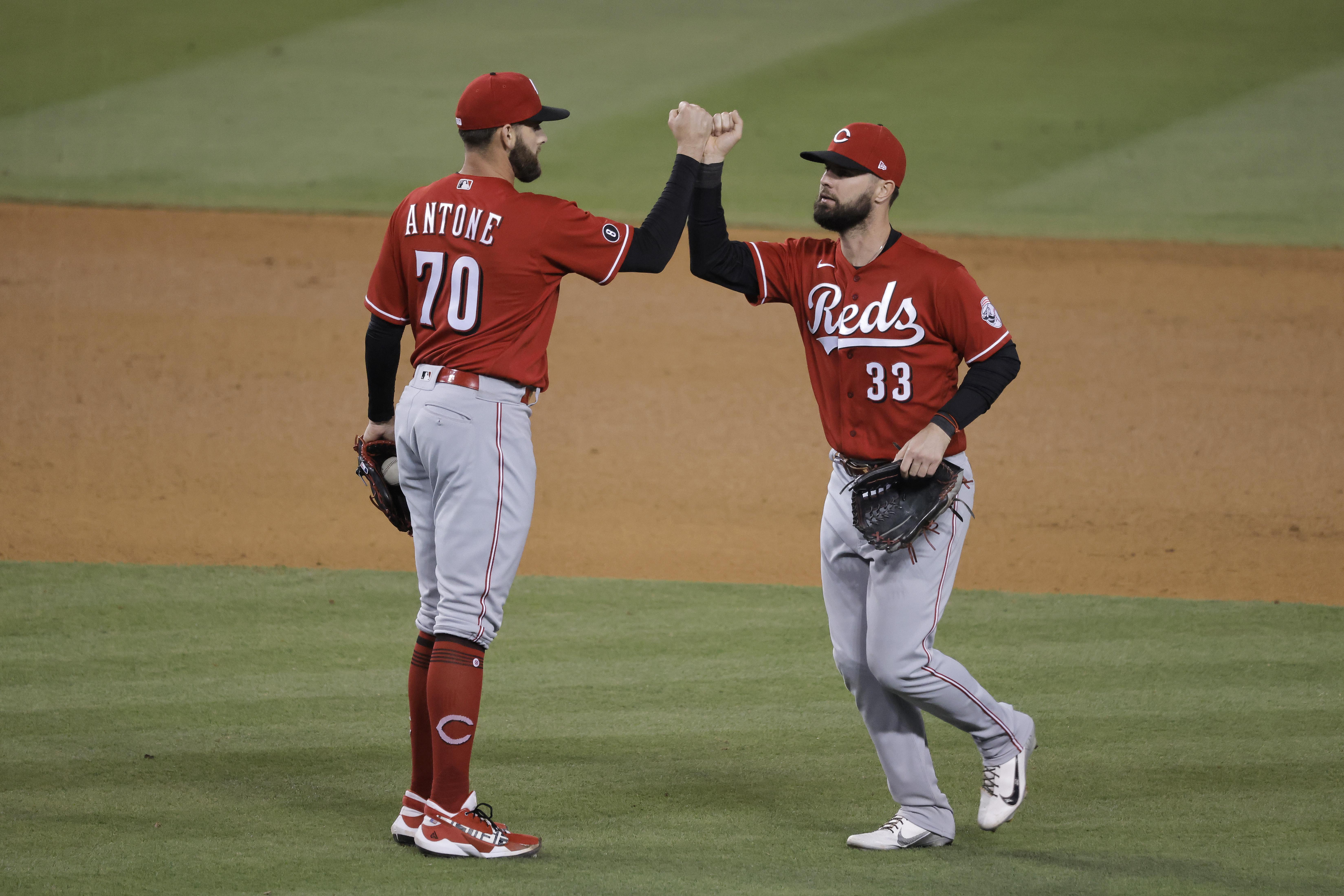 Cincinnati Reds v Los Angeles Dodgers