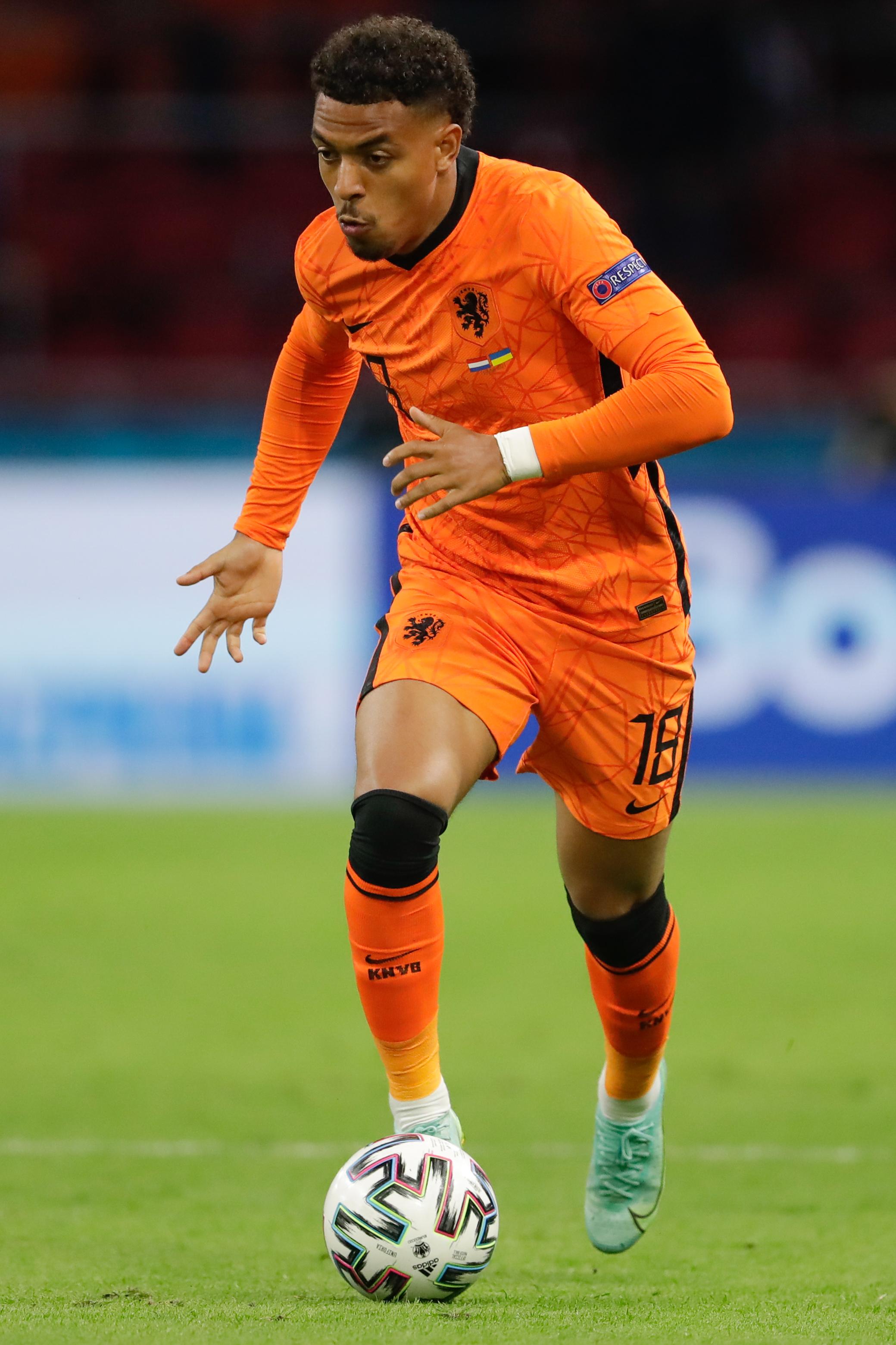 Holland v Ukraine -EURO
