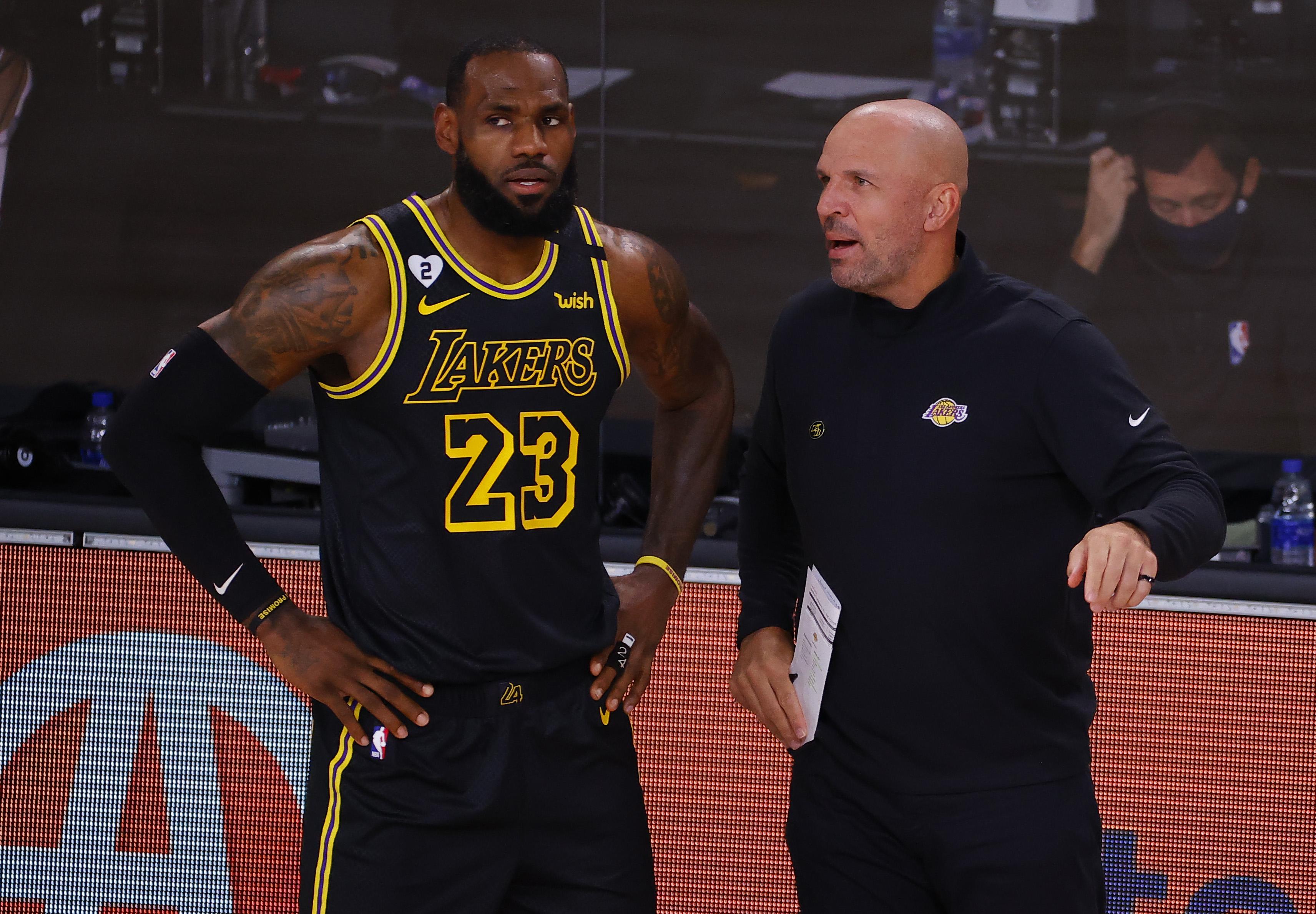 Los Angeles Lakers v Portland Trail Blazers - Game Four