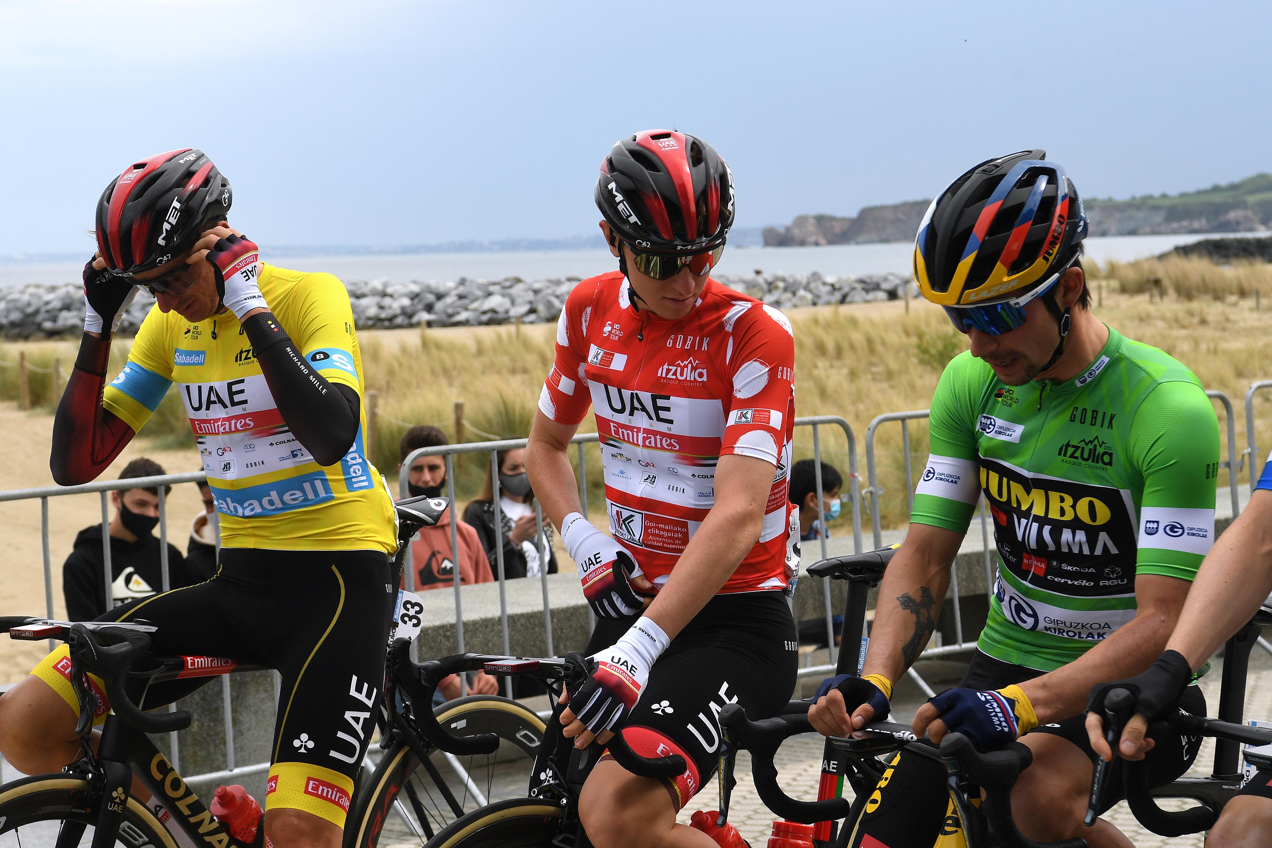 60th Itzulia-Vuelta Ciclista Pais Vasco 2021 - Stage 5