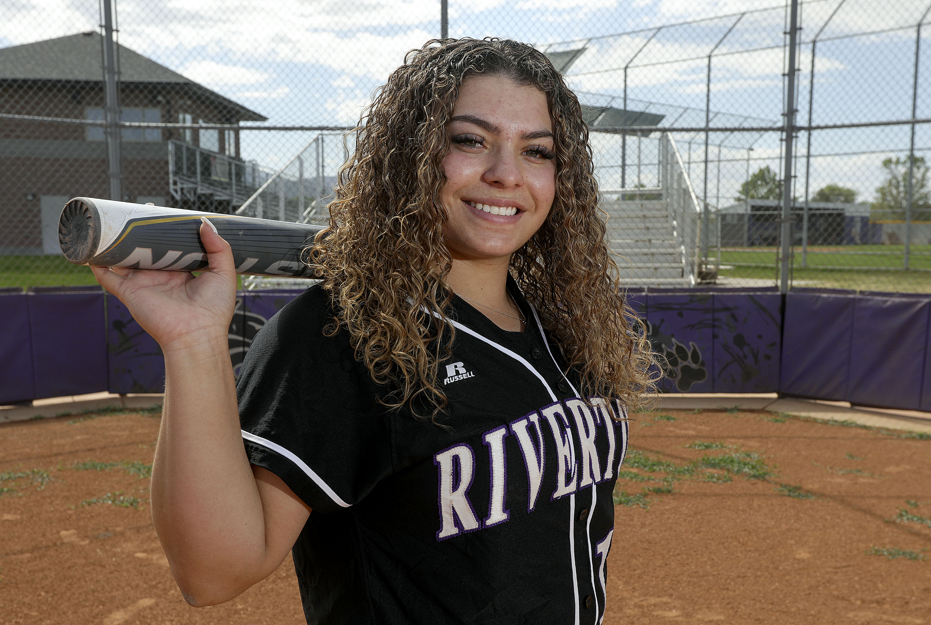 Riverton High School's Chloe Borges is the Deseret News 2021 Ms. Softball winner for All-State.