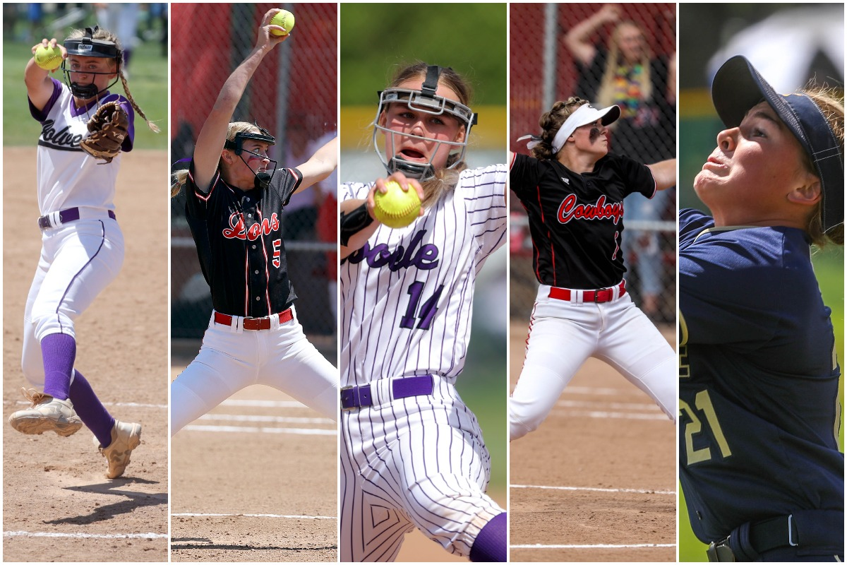 The 2021 Deseret News softball Players of the Year include Riverton's Kaysen Korth (6A), Spanish Fork's Avery Sapp (5A), Tooele's Attlyn Johnston (4A), Grantsville's August Cowan (3A) and Enterprise's Dykell Jones (2A).