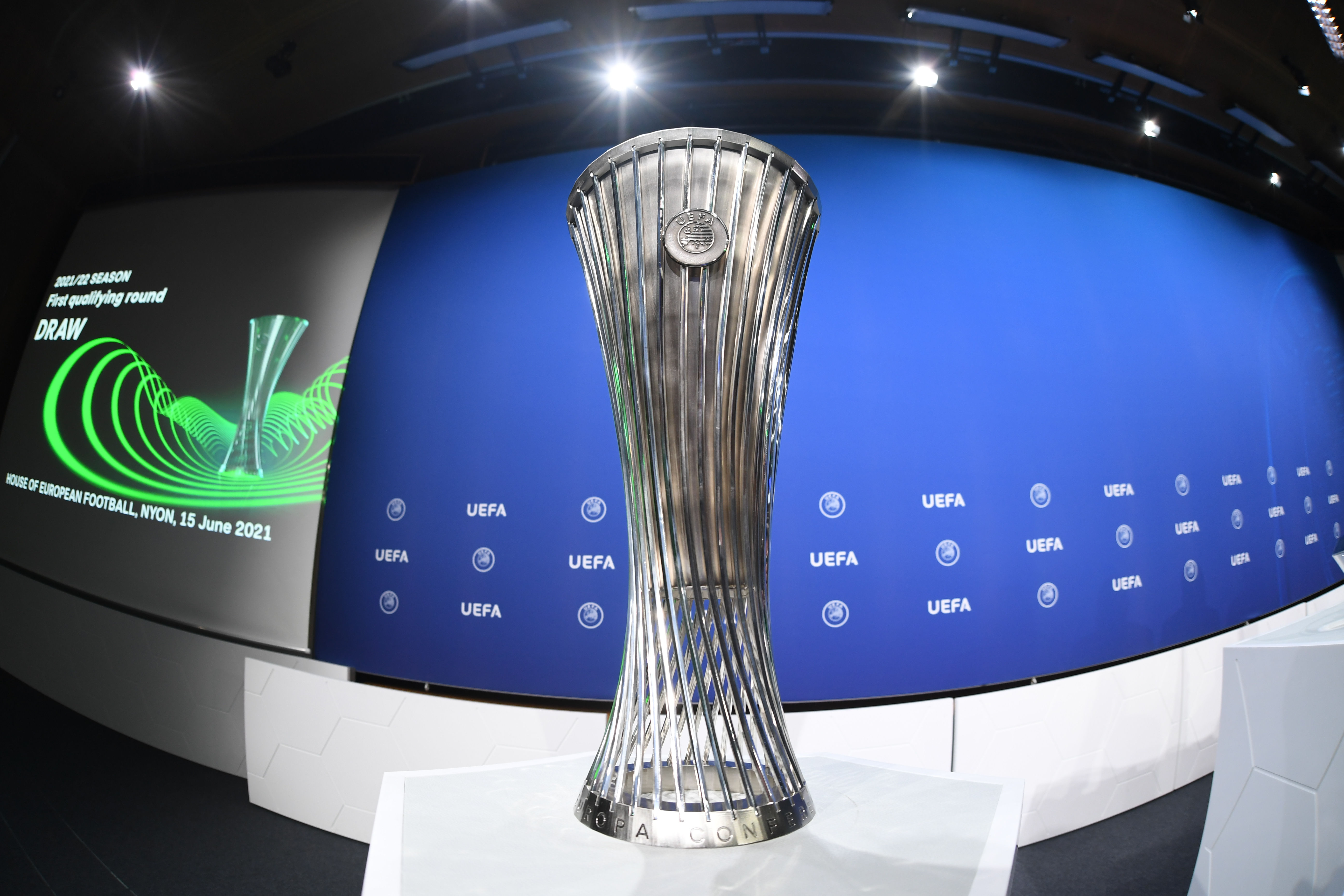 UEFA Europa Conference League 2021/22 First Qualifying Round Draw