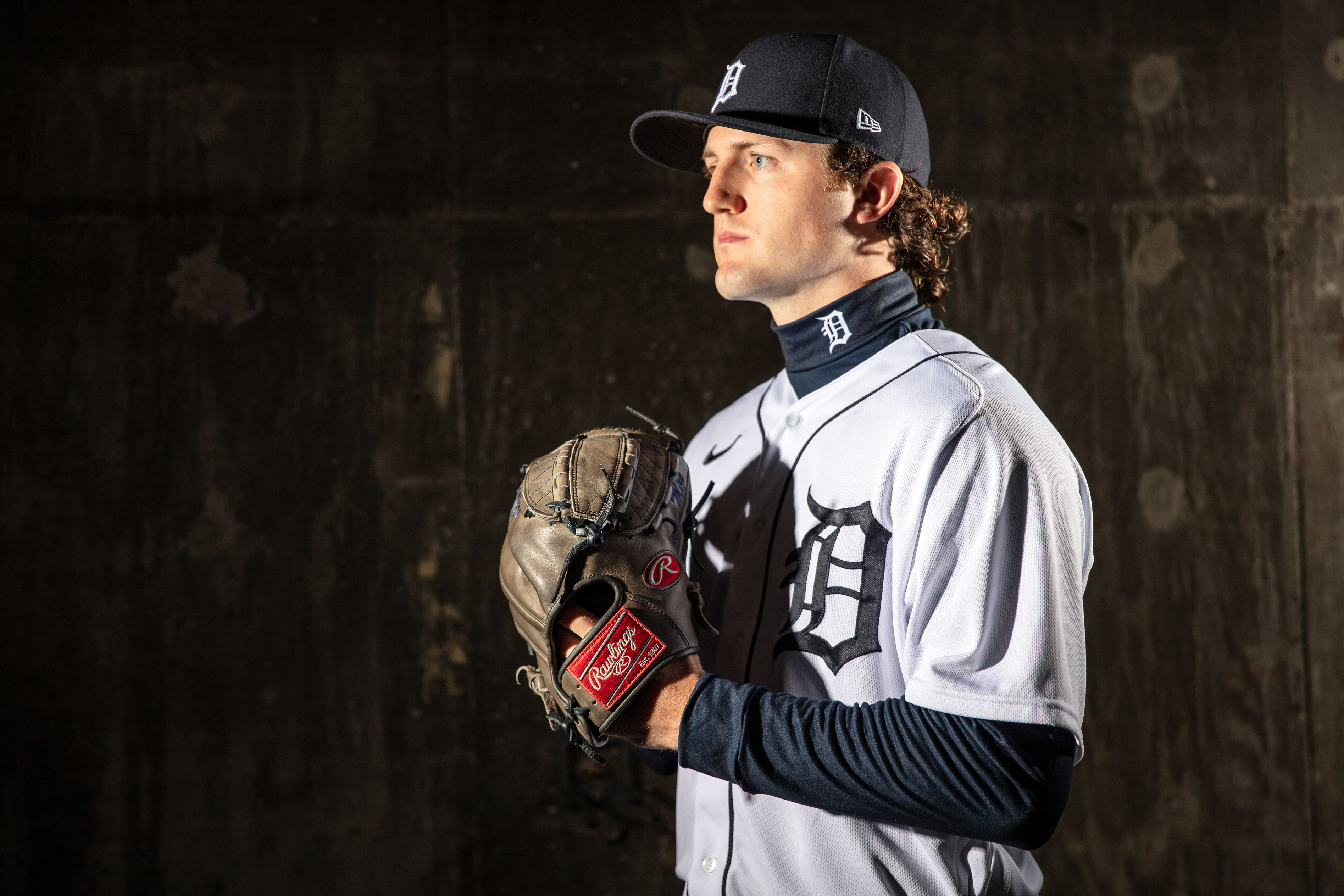 2021 Detroit Tigers Photo Day