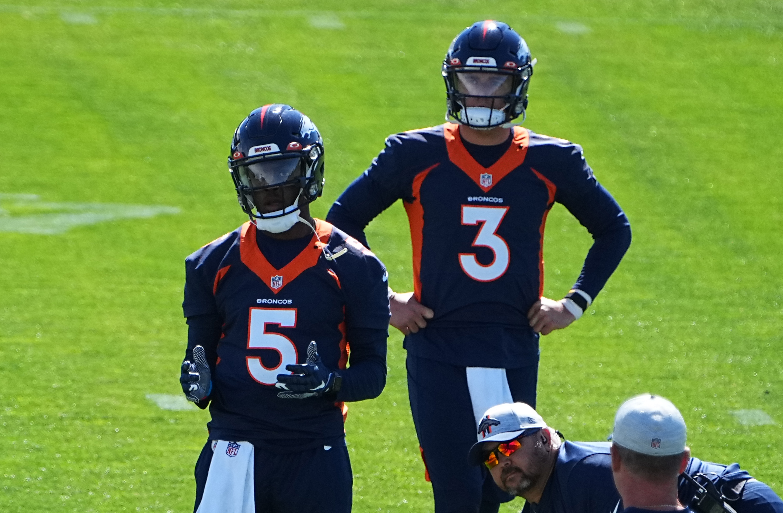 NFL: Denver Broncos OTA
