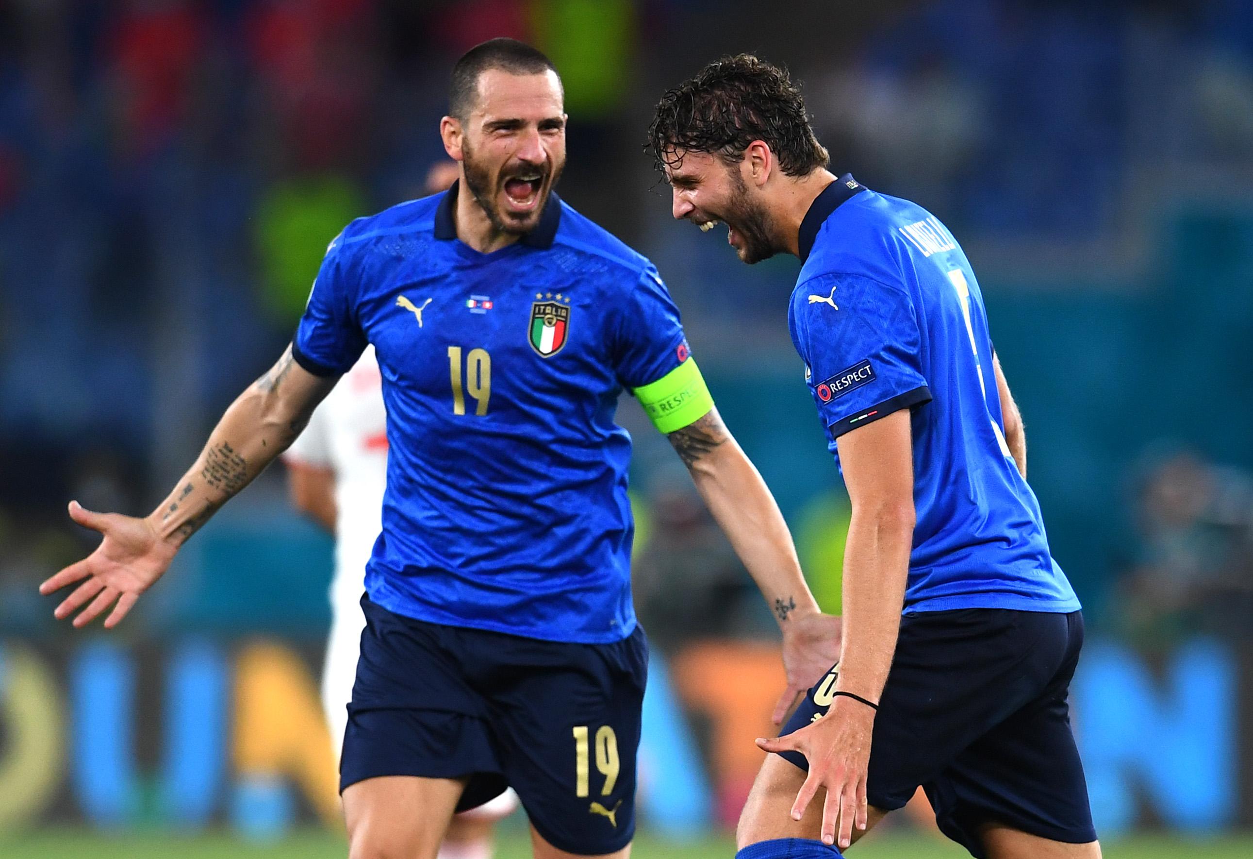 Italy v Switzerland - UEFA Euro 2020: Group A