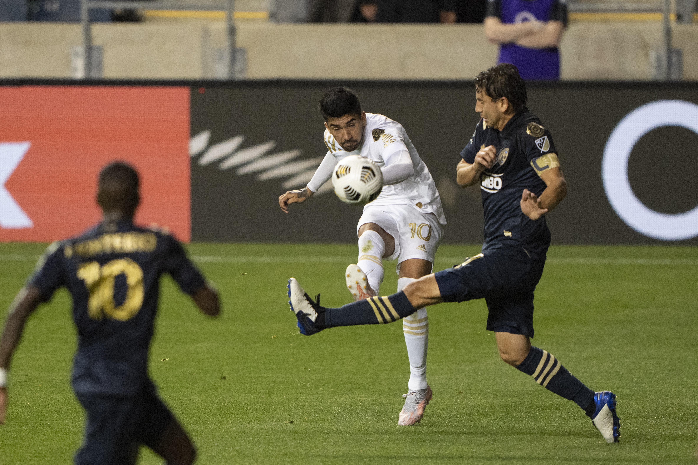 SOCCER: MAY 04 CONCACAF Champions League - Atlanta United at Philadelphia Union