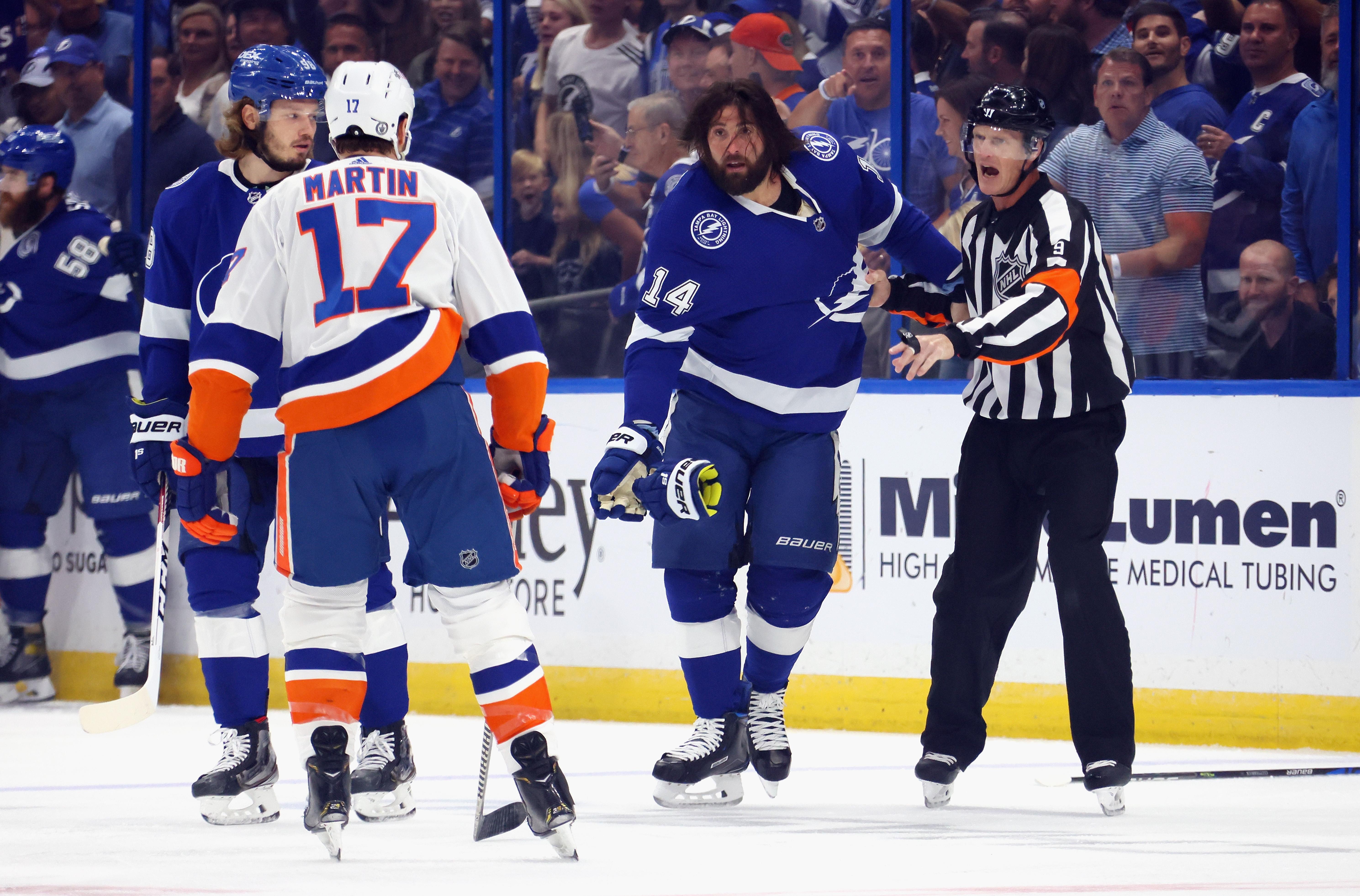 New York Islanders v Tampa Bay Lightning - Game Two