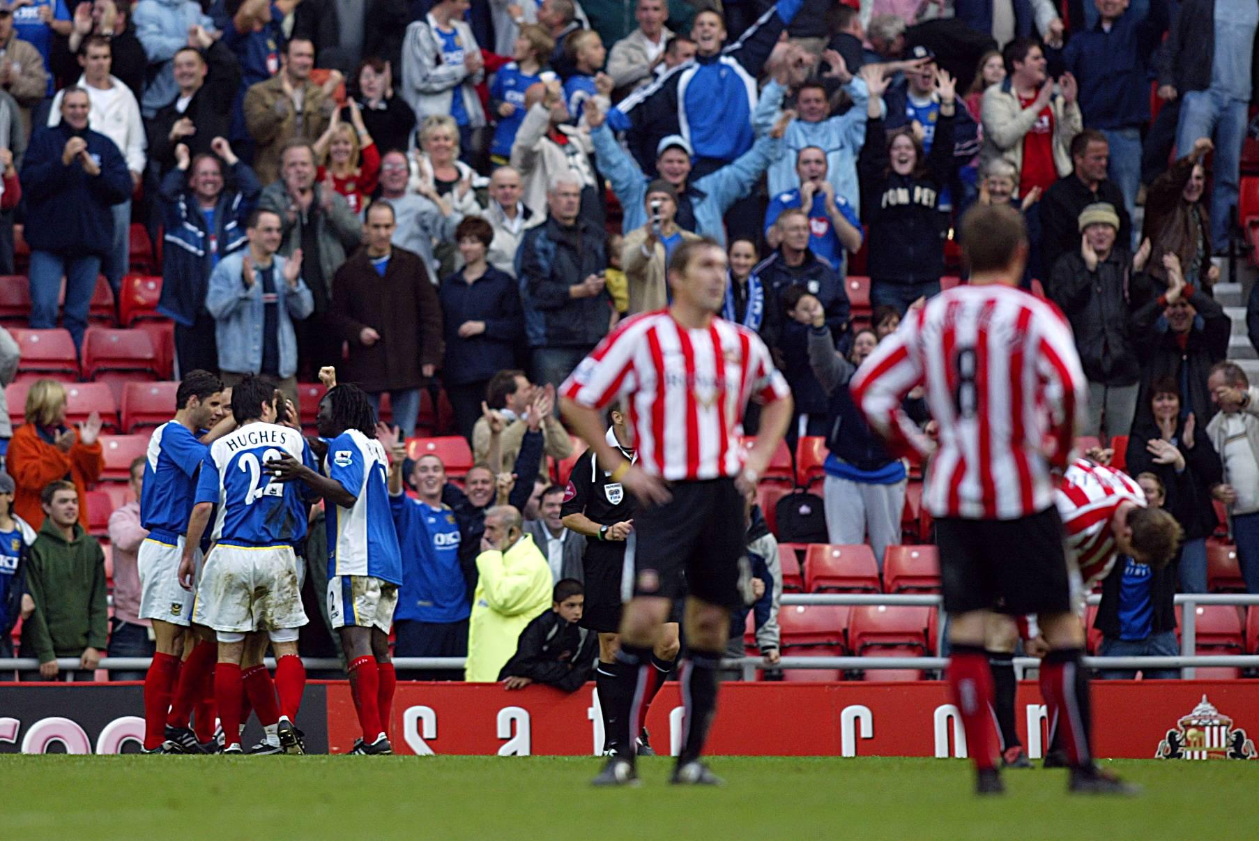 Soccer - FA Barclays Premiership - Sunderland v Portsmouth - The Stadium of Light