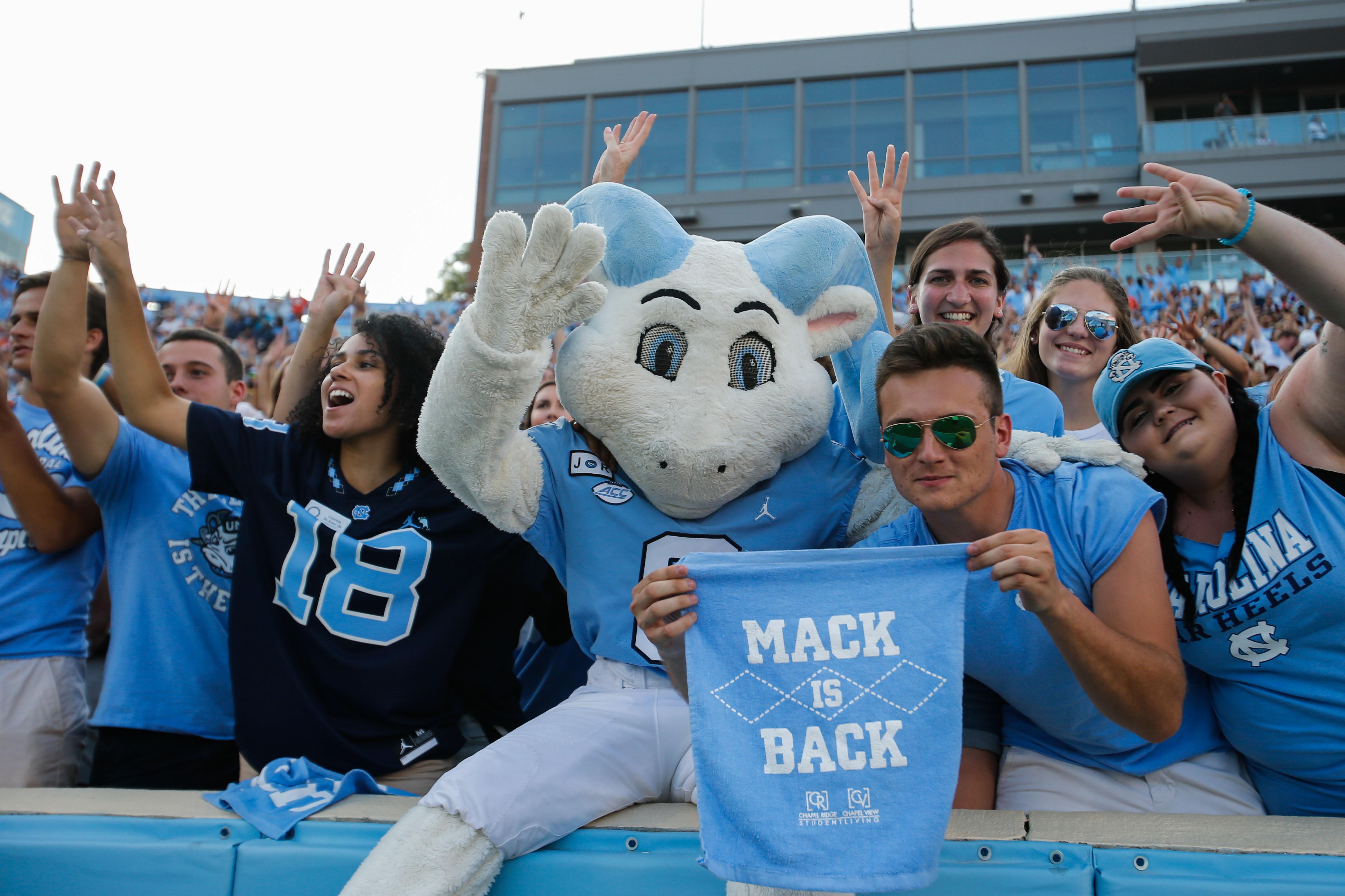 NCAA Football: Clemson at North Carolina