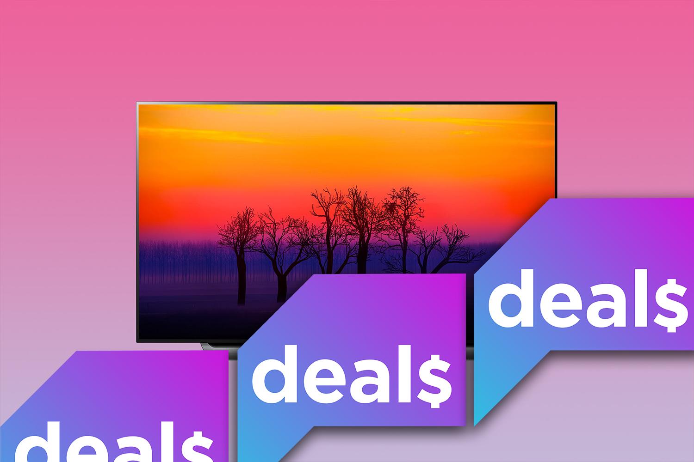 4K TV deals art