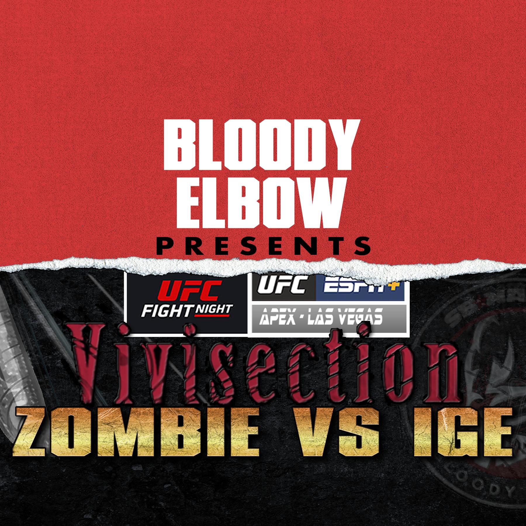 MMA VIVI, The MMA Vivisection, UFC VEGAS 29, Korean Zombie vs Dan Ige, Chan Sung Yung vs Dan Ige, UFC Picks & Predictions, UFC Odds & Analysis, UFC Podcast,