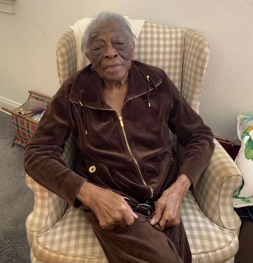 Bessie Cunningham, 99, was involved in the Berwyn School Strike.