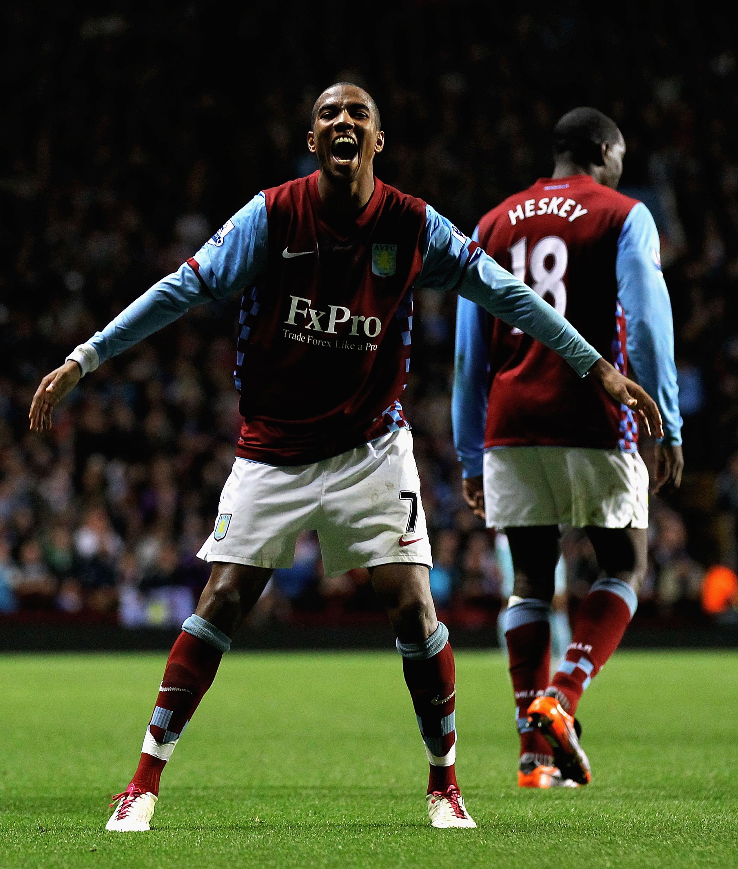 Aston Villa v Burnley - Carling Cup