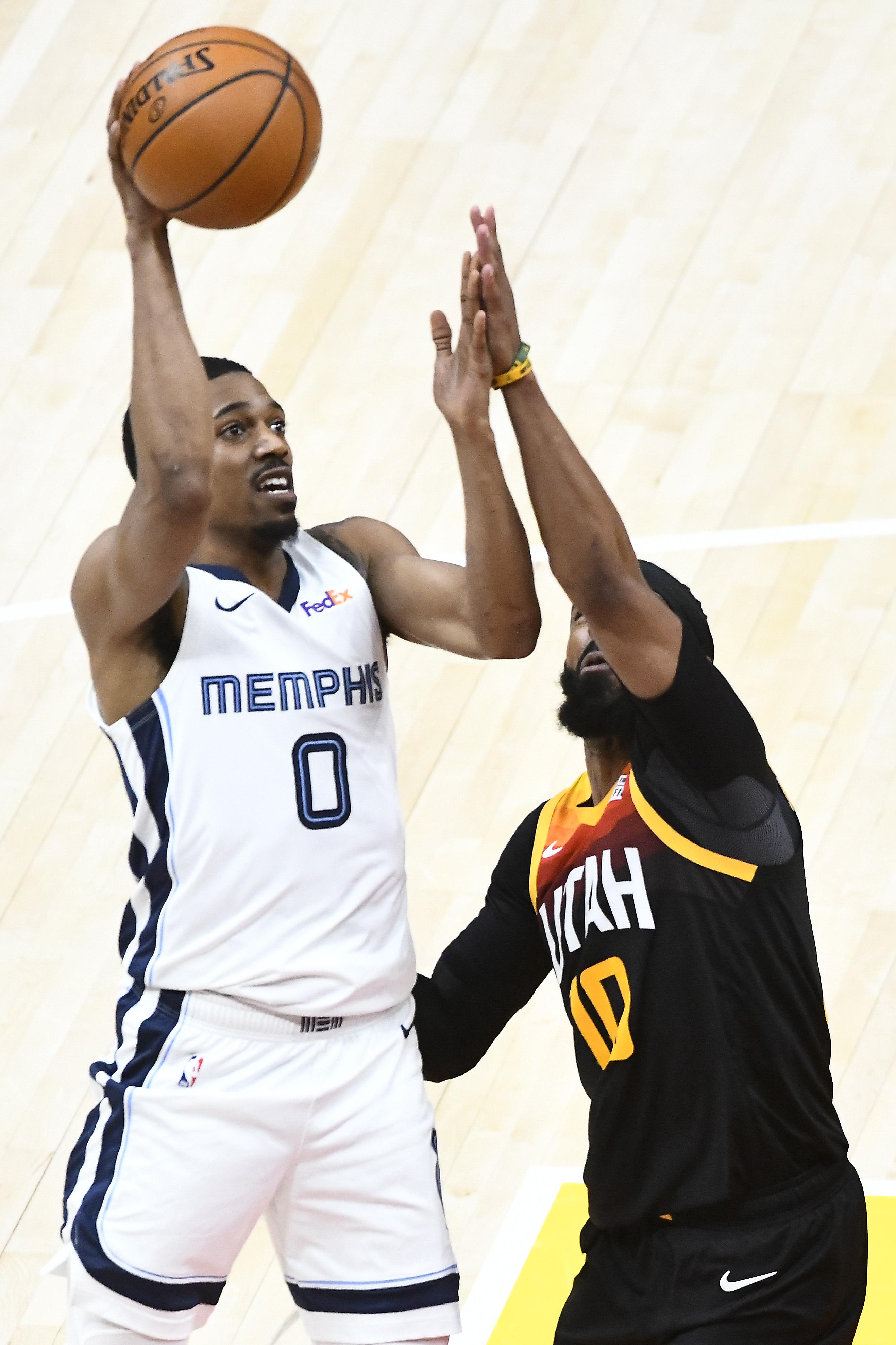 Memphis Grizzlies v Utah Jazz - Game Five