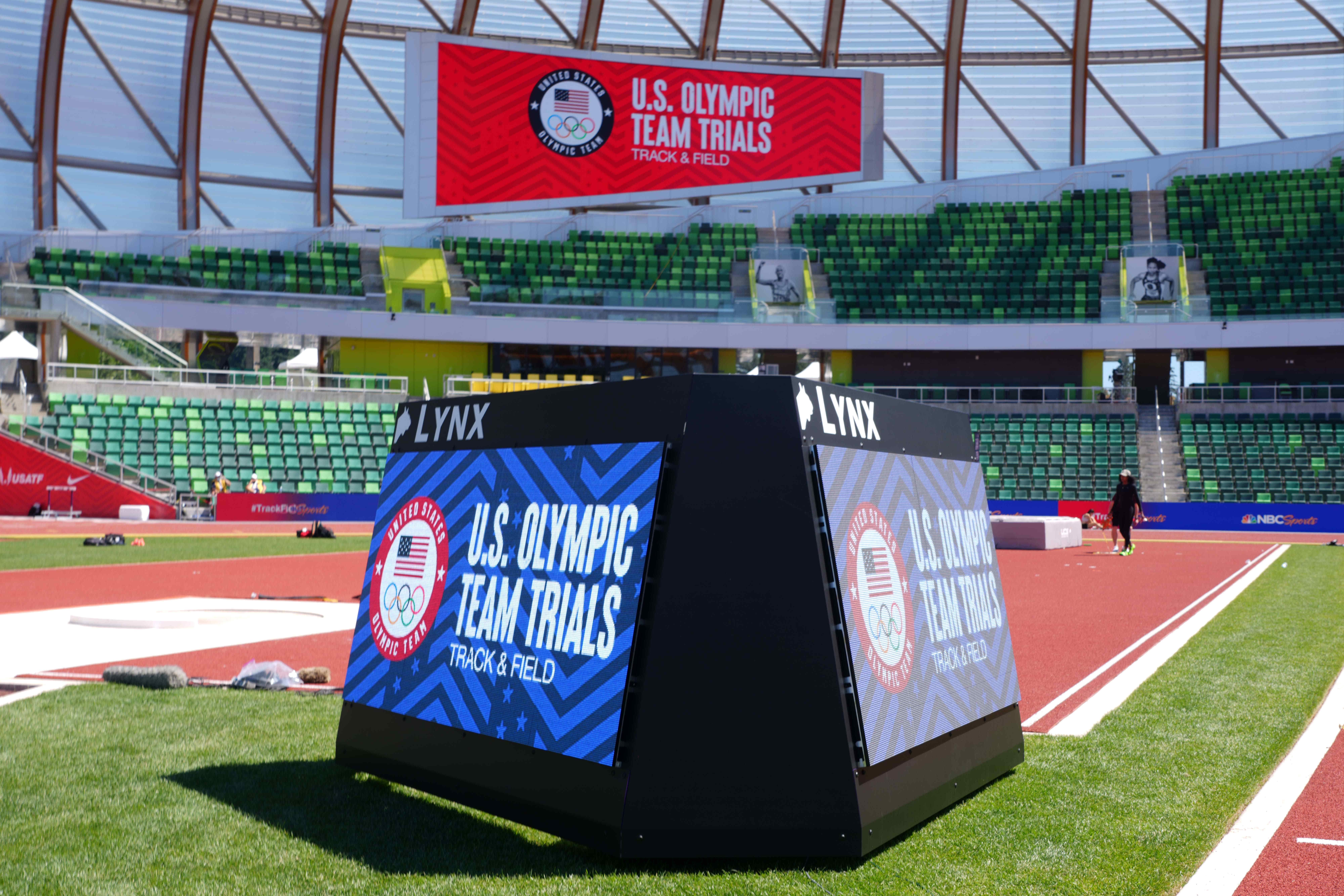 Track & Field: US Olymic Team Trials-City Scenes