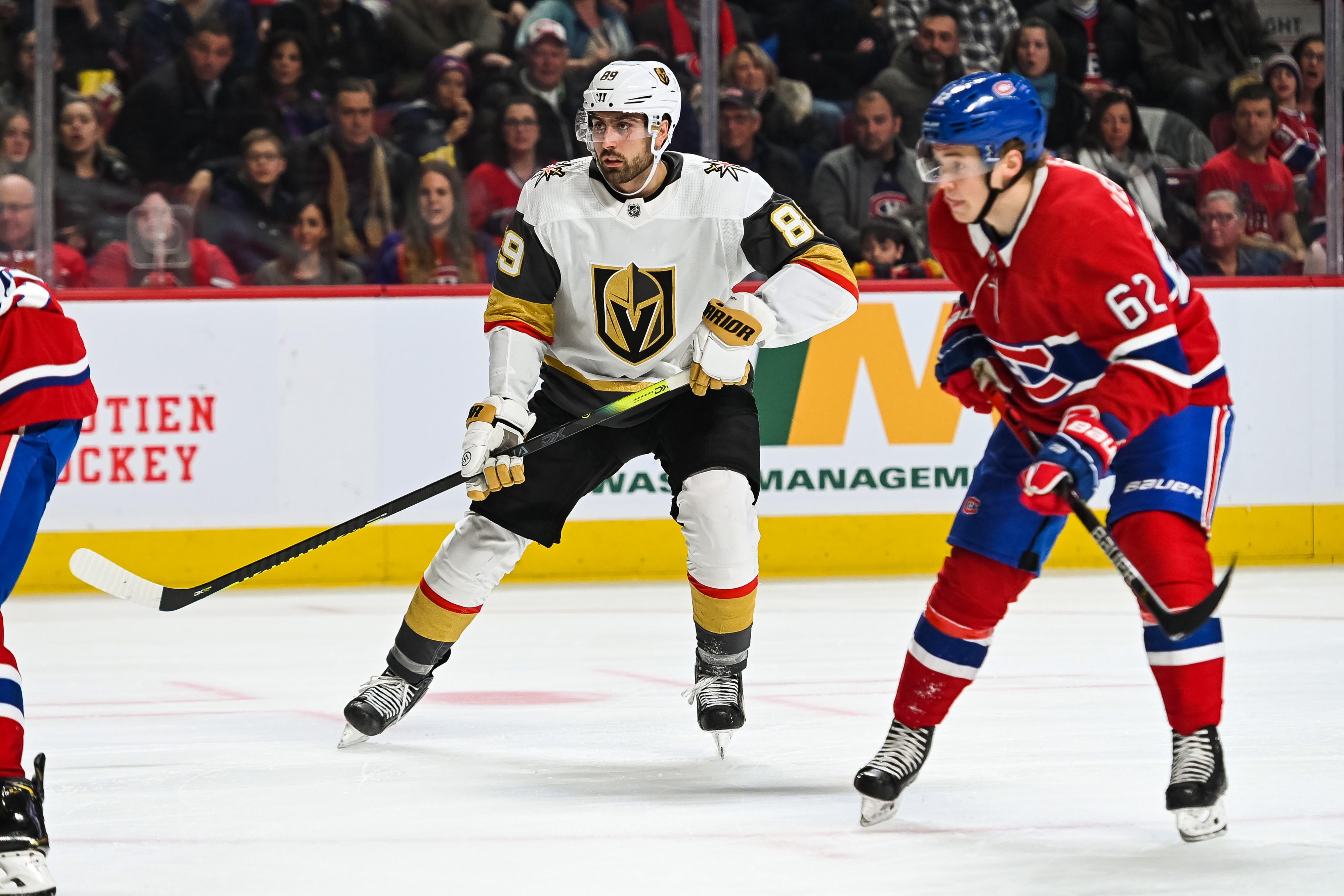 NHL: JAN 18 Golden Knights at Canadiens