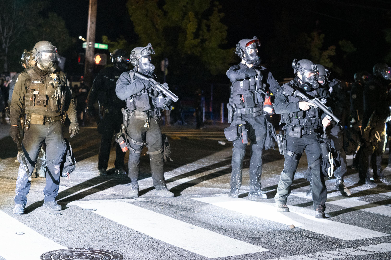 Portland's Rapid Response Team