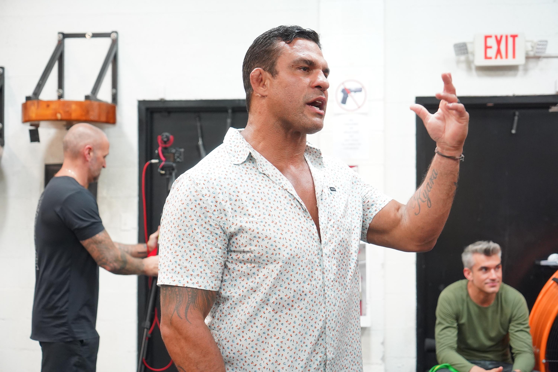 Vitor Belfort is set to face Evander Holyfield on September 11.