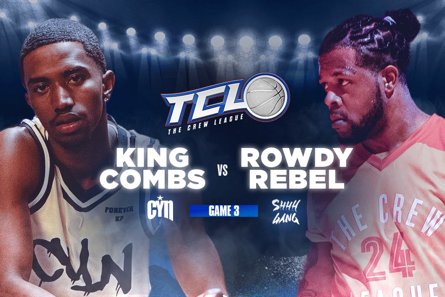 King Combs and Rowdy Rebel