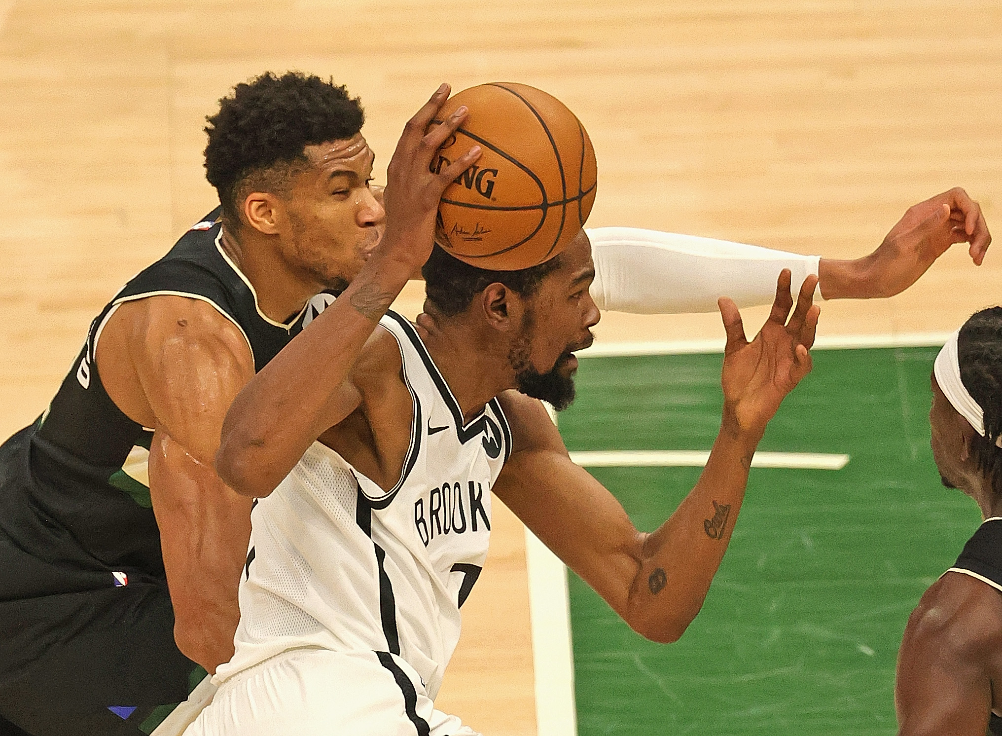 Brooklyn Nets v Milwaukee Bucks - Game Six