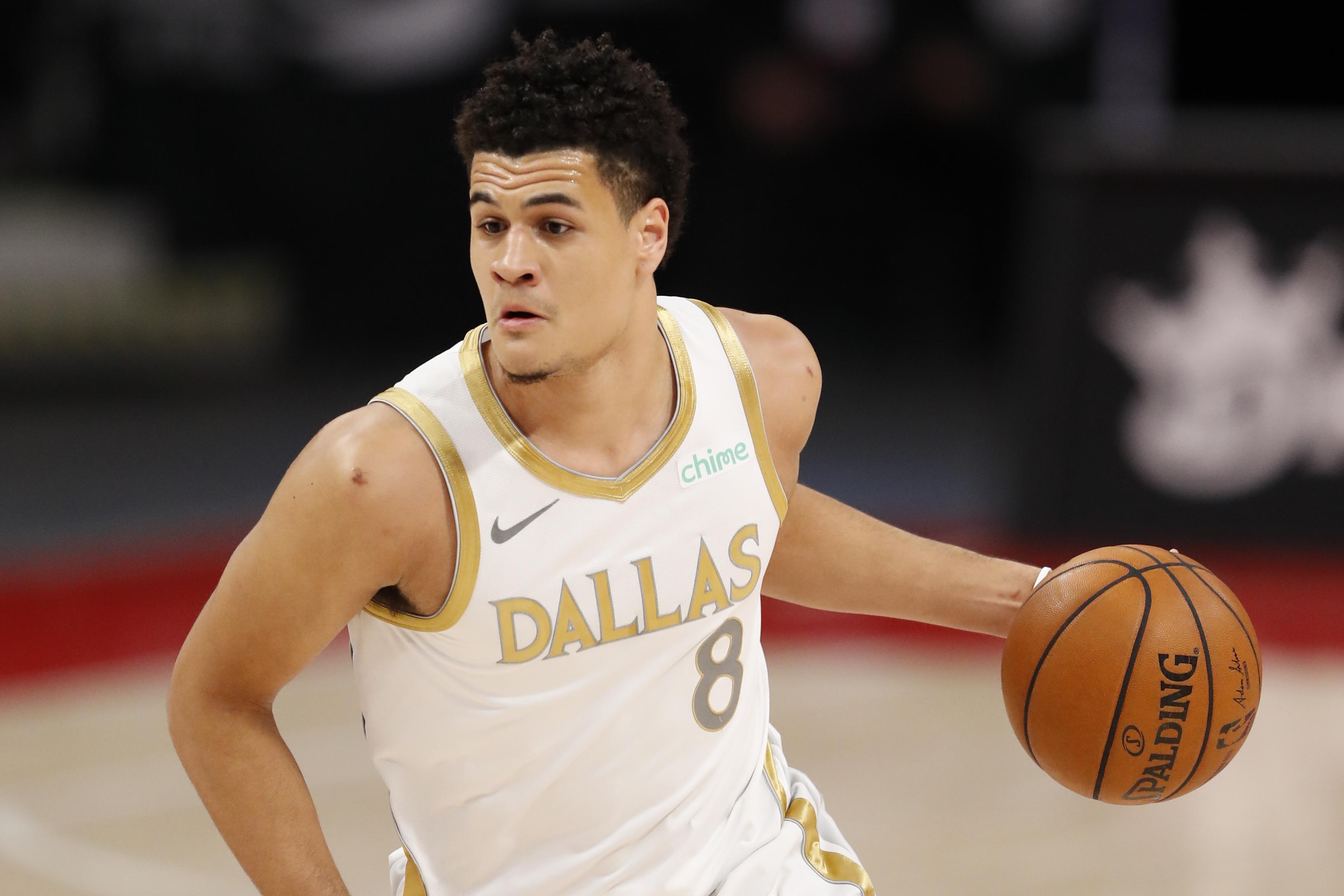 NBA: Dallas Mavericks at Detroit Pistons