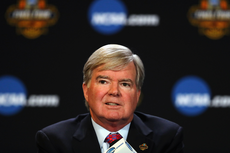 NCAA President Mark Emmert Press Conference