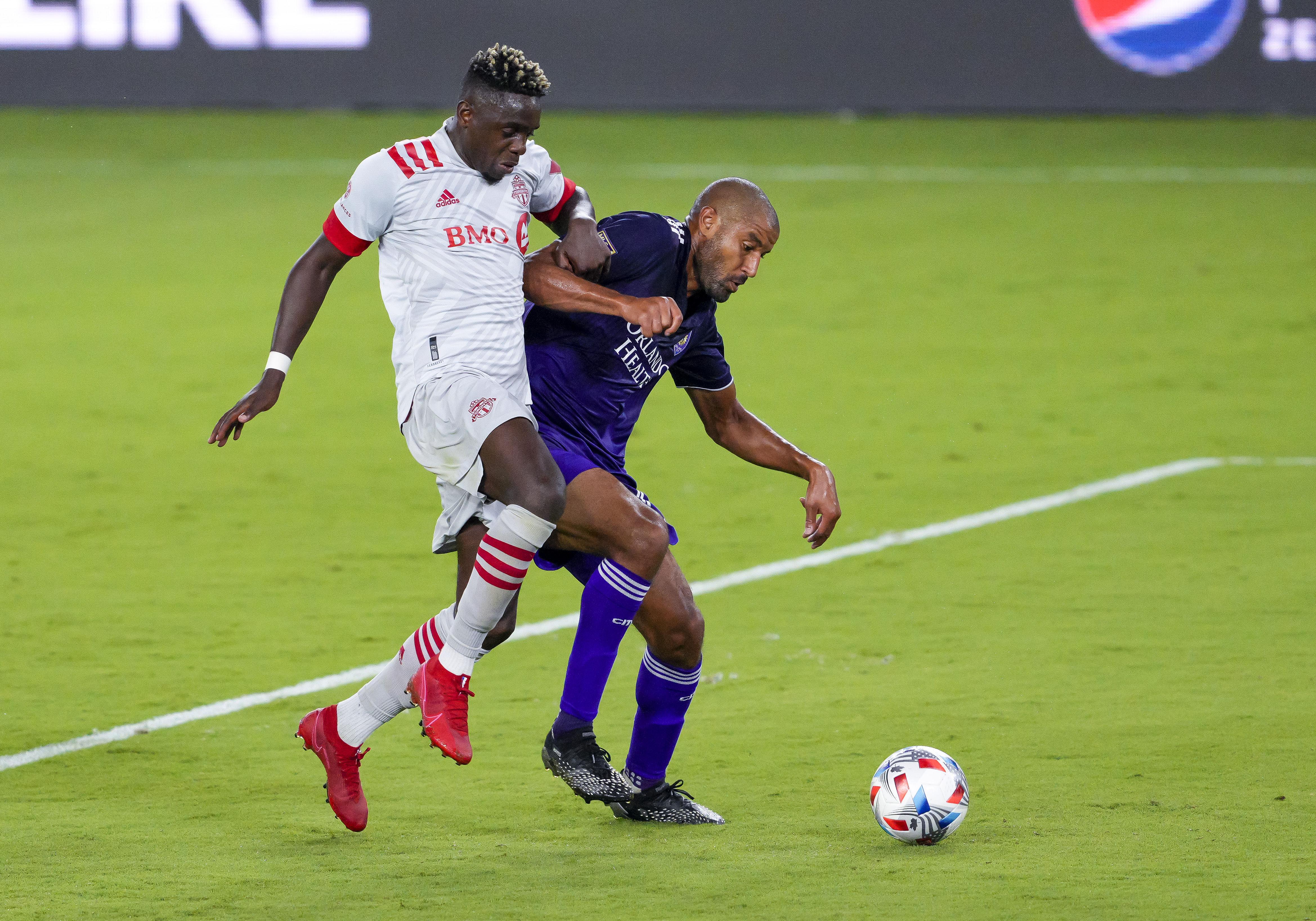 SOCCER: MAY 22 MLS - Toronto FC at Orlando City SC