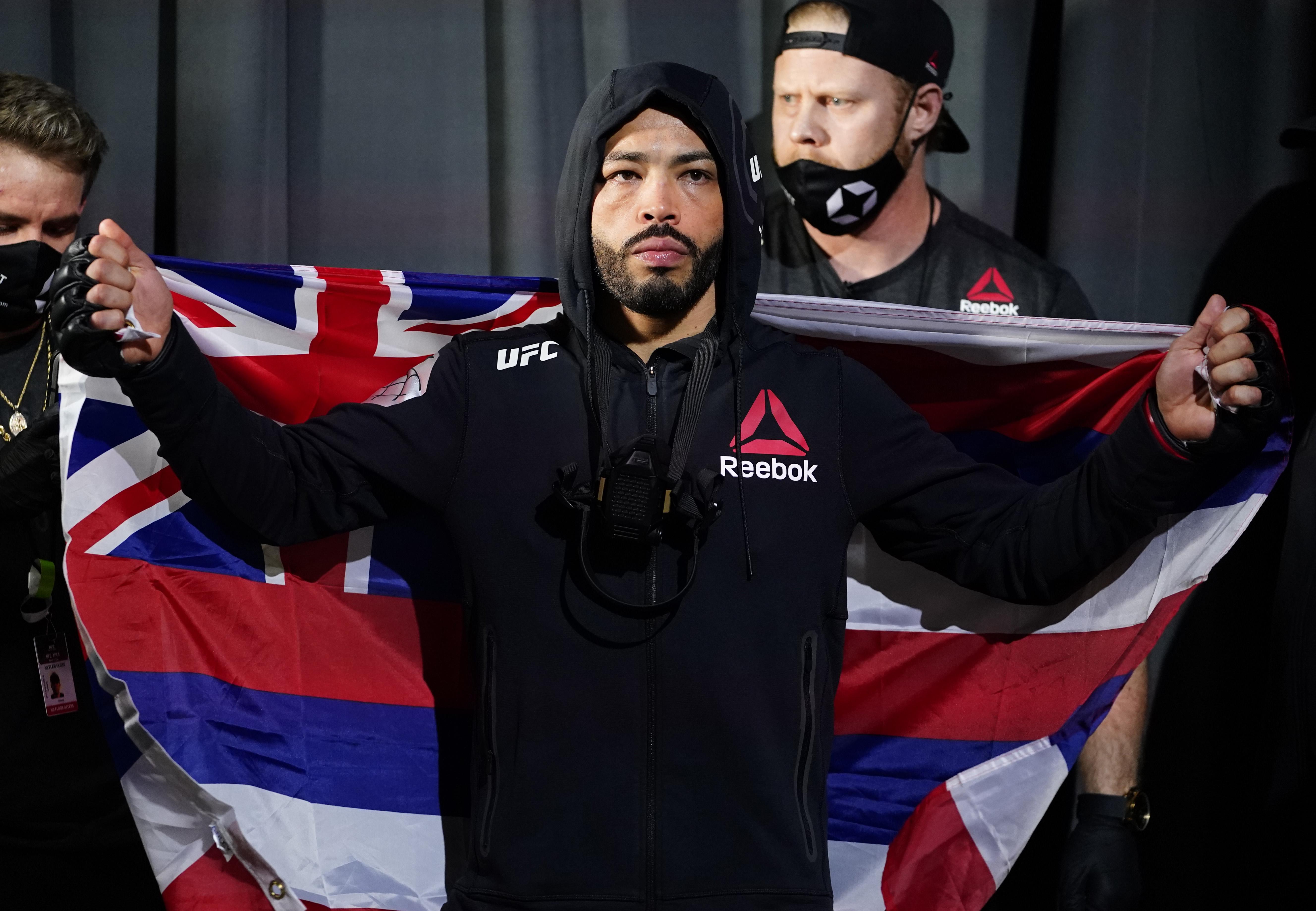 UFC Fight Night: Ige v Tucker