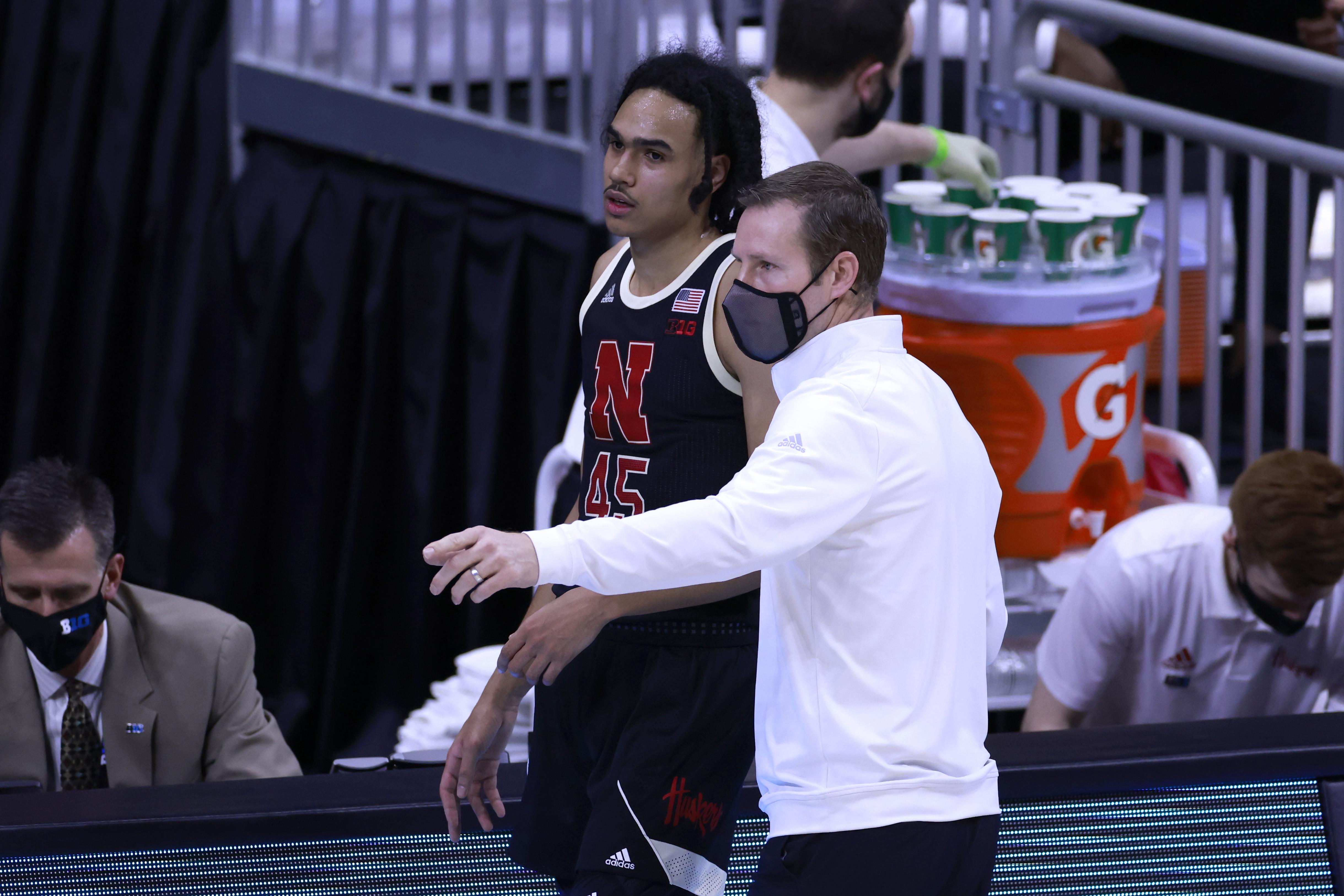 Big Ten Men's Basketball Tournament - Nebraska v Penn State