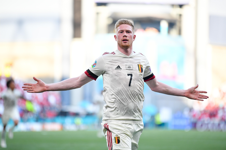 Kevin De Bruyne - Belgium - UEFA Euro 2020: Group B