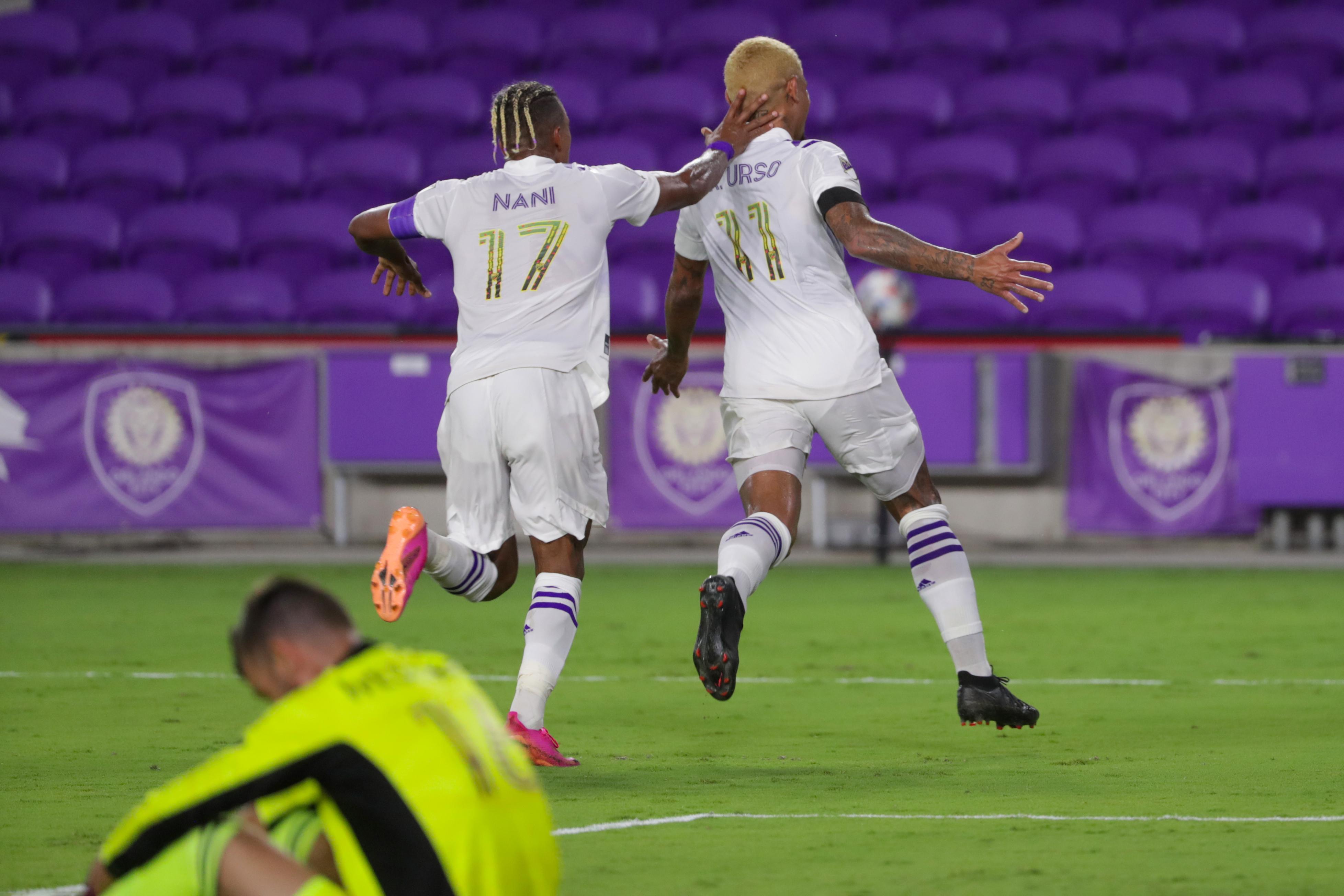 SOCCER: JUN 19 MLS - Orlando City SC at Toronto FC