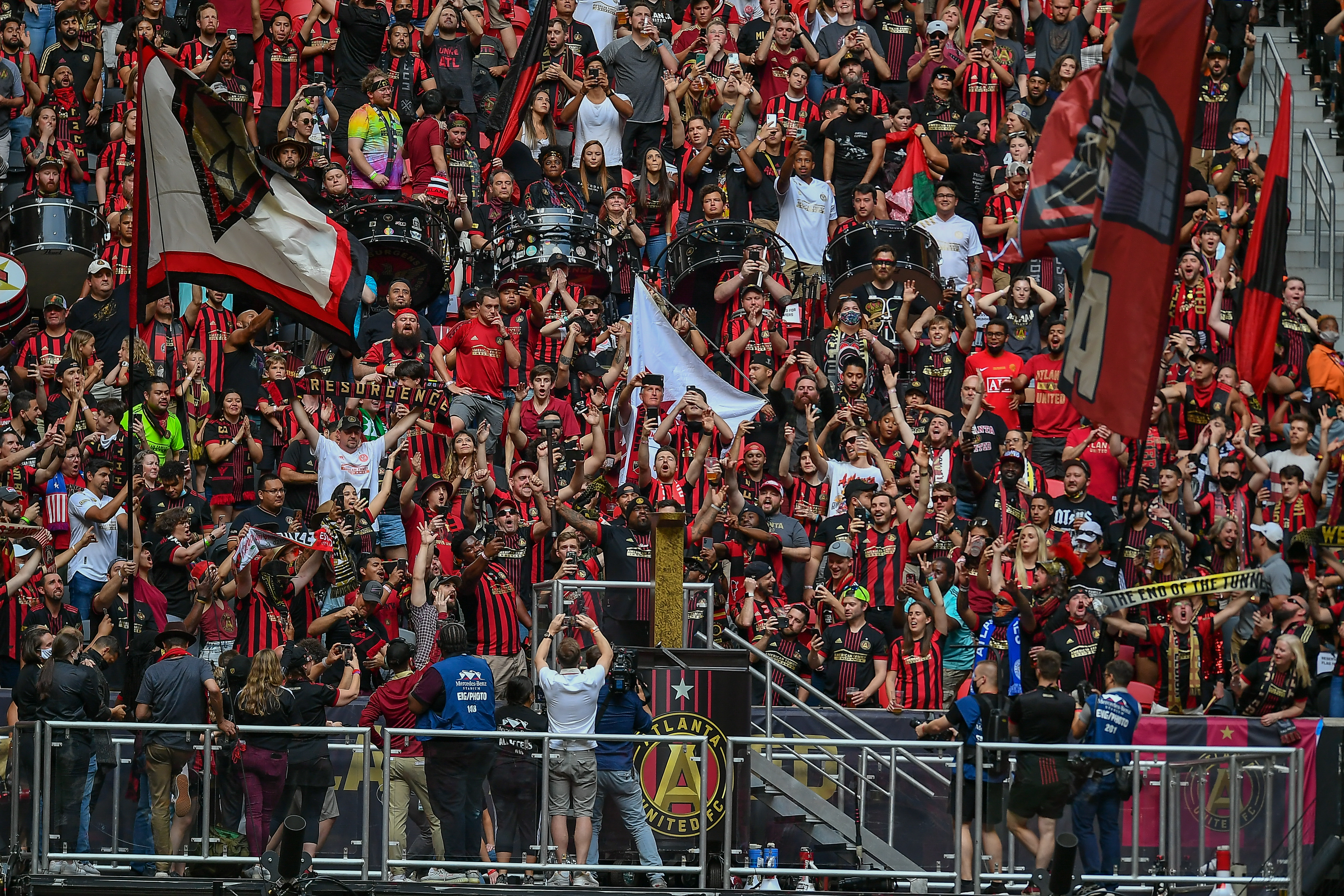 SOCCER: MAY 15 MLS - CF Montreal at Atlanta United FC