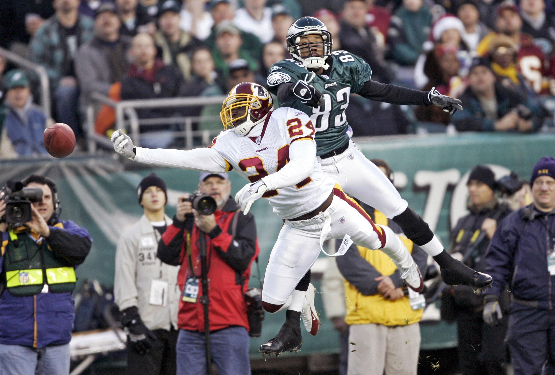Washington Redskins vs Philadelphia Eagles - January 1, 2006