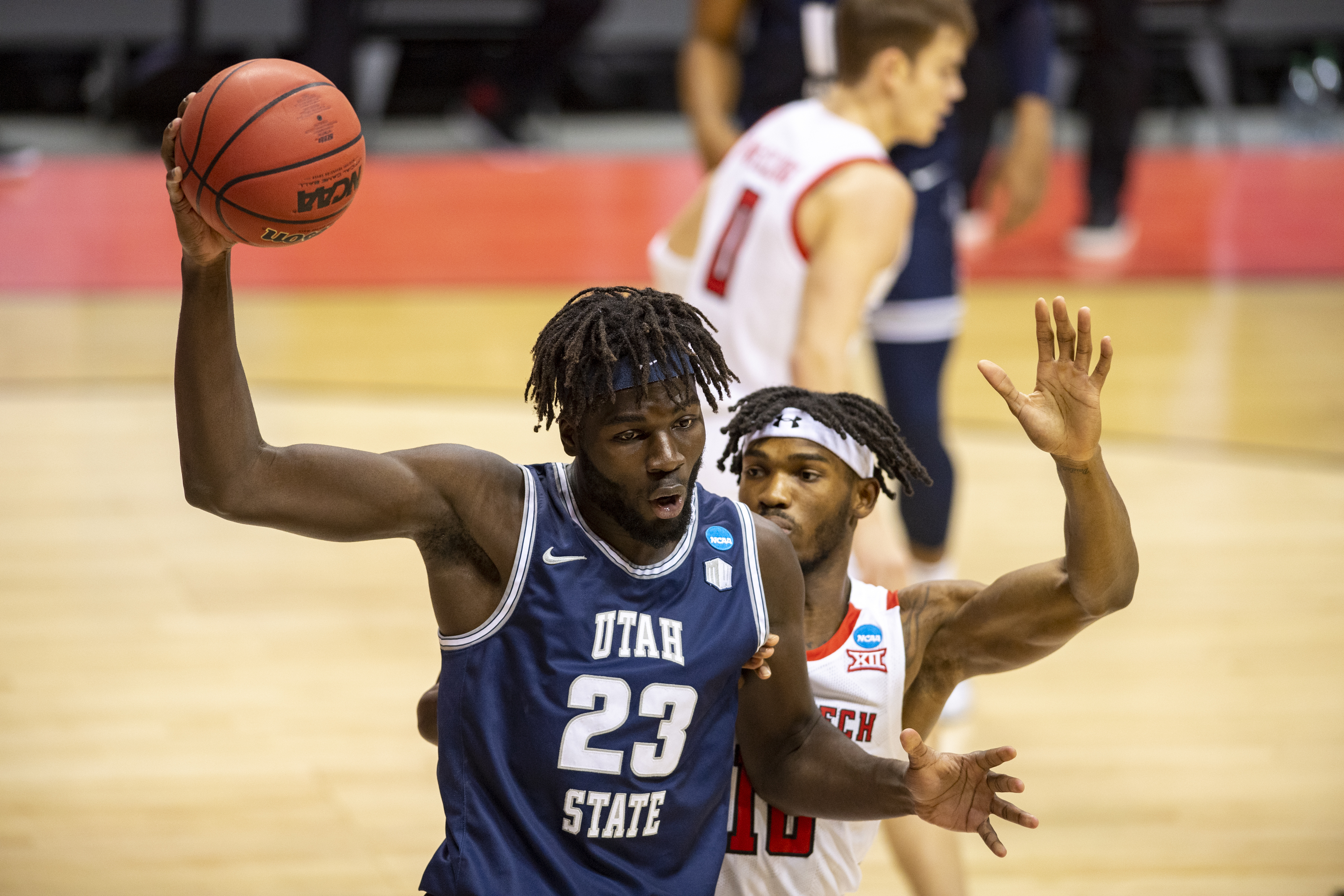 Utah State center Neemias Queta will participate in the NBA Draft Combine this week in Chicago.