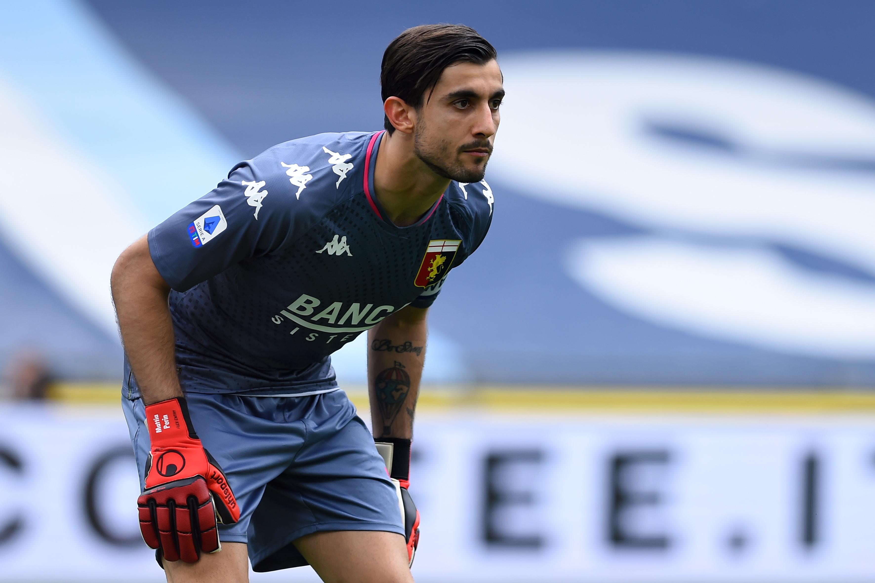 Football Serie A Lazio vs Genoa
