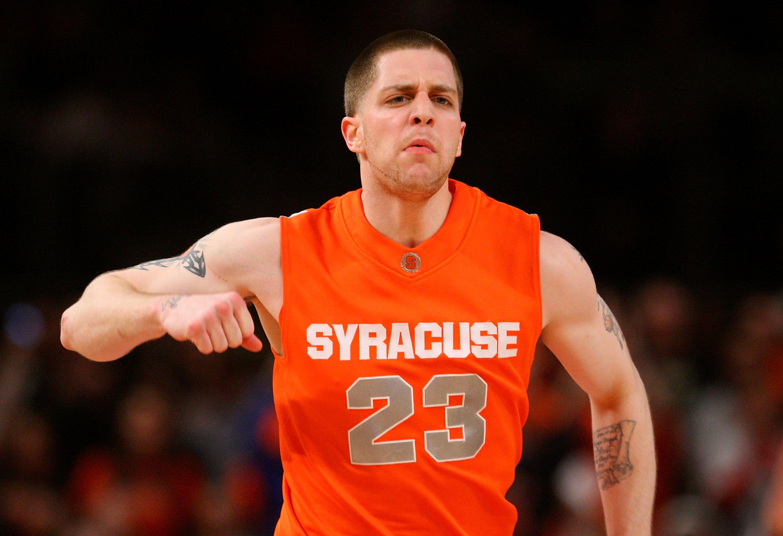 Big East Tournament: Louisville Cardinals v Syracuse Orange