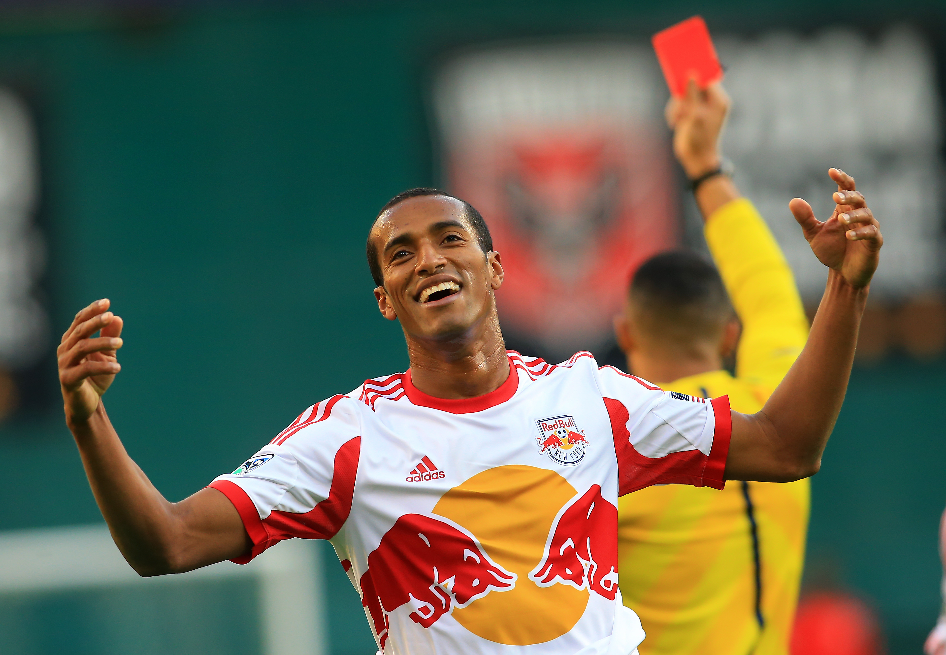 SOCCER: NOV 08 MLS - Eastern Conference Semifinal - Red Bulls at DC United