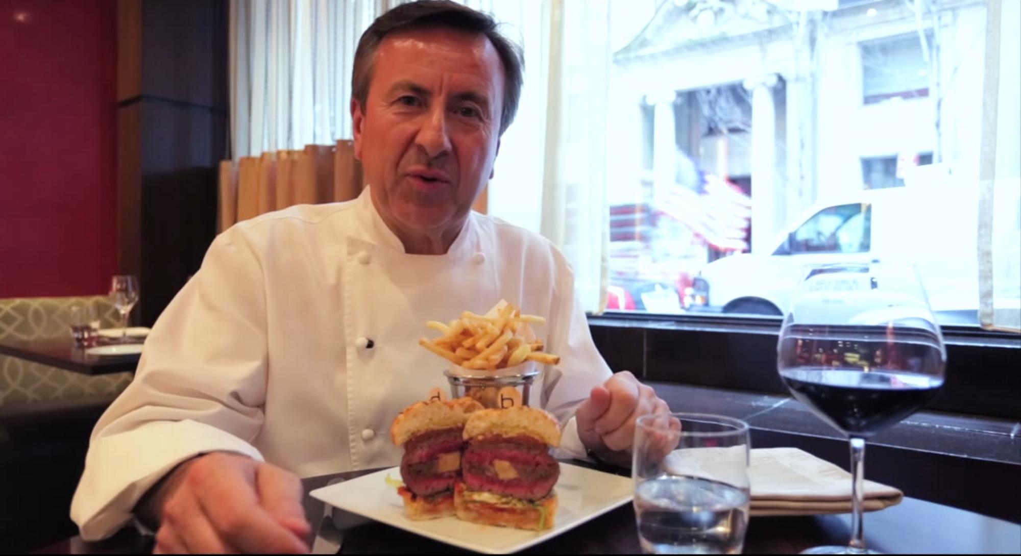 db bistro moderne burger — untouchables