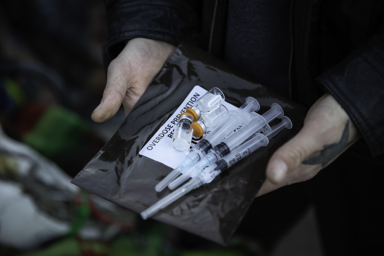 US-POLITICS-VOTE-Minnesota-homelessness-DRUGS