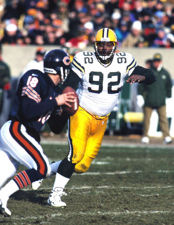 Reggie White - Green Bay Packers - File Photos