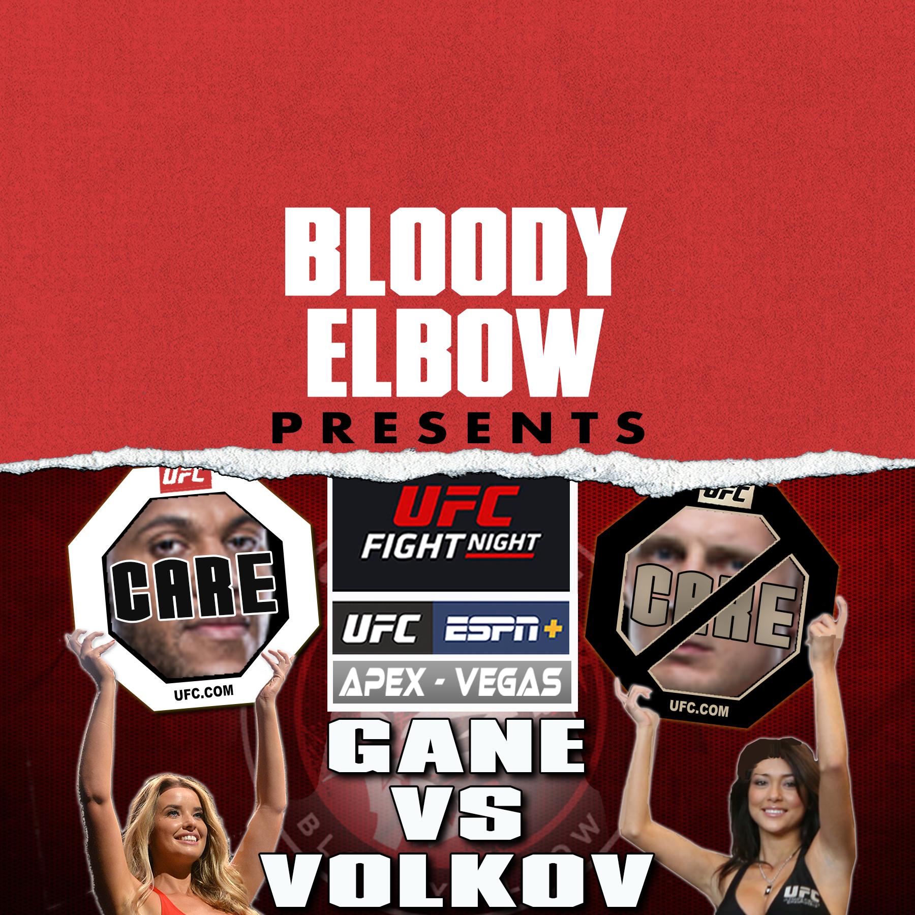 CDC, Care/Don't Care Podcast, UFC Vegas 29, UFC Vegas 30, Korean Zombie vs Dan Ige, Ciryl Gane vs Alexander Volkov, UFC Podcast, UFC Reactions, UFC Picks & Predictions